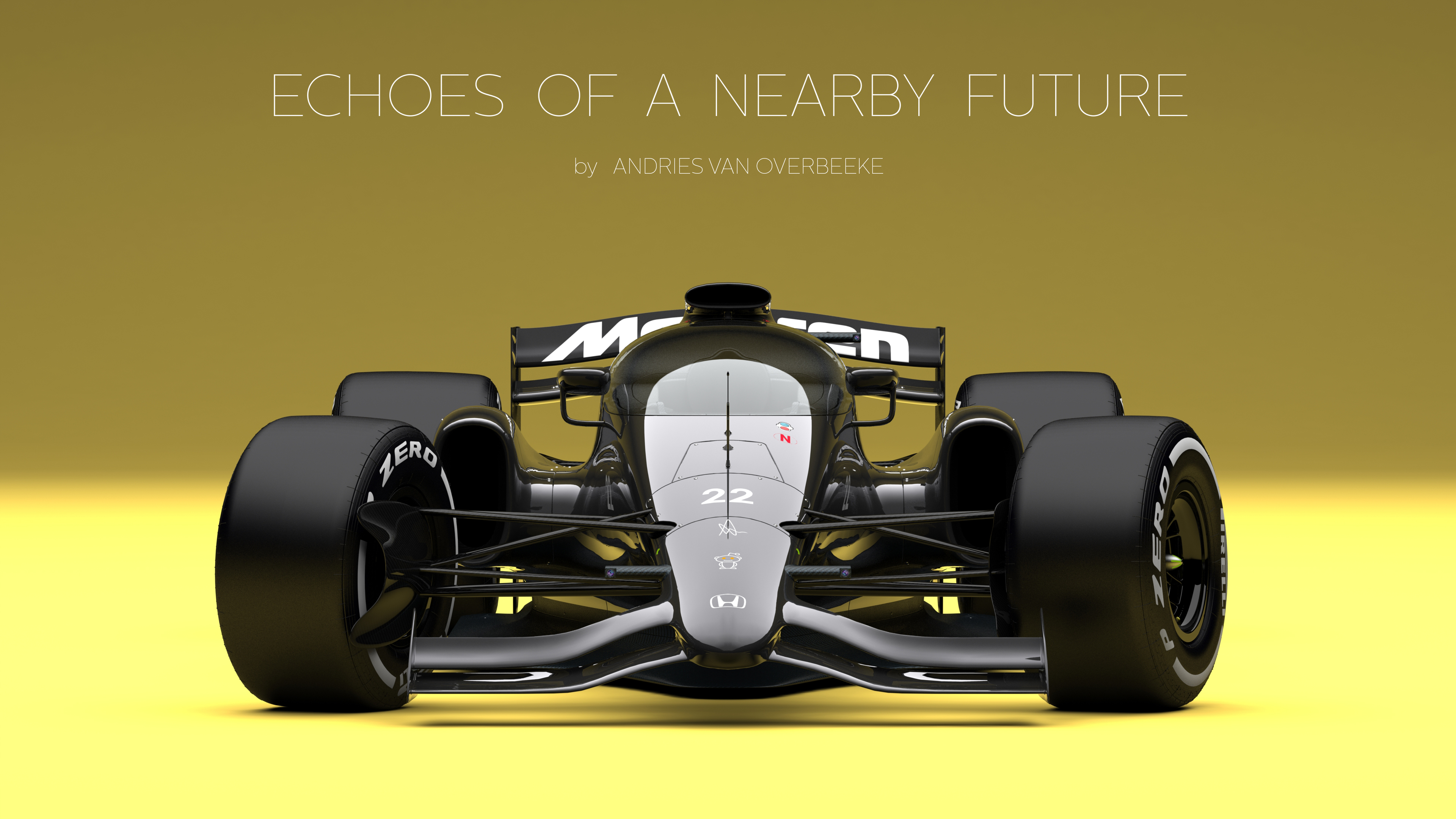 This Crazy F1 Concept Car Could Save Open Wheel Racing The Verge