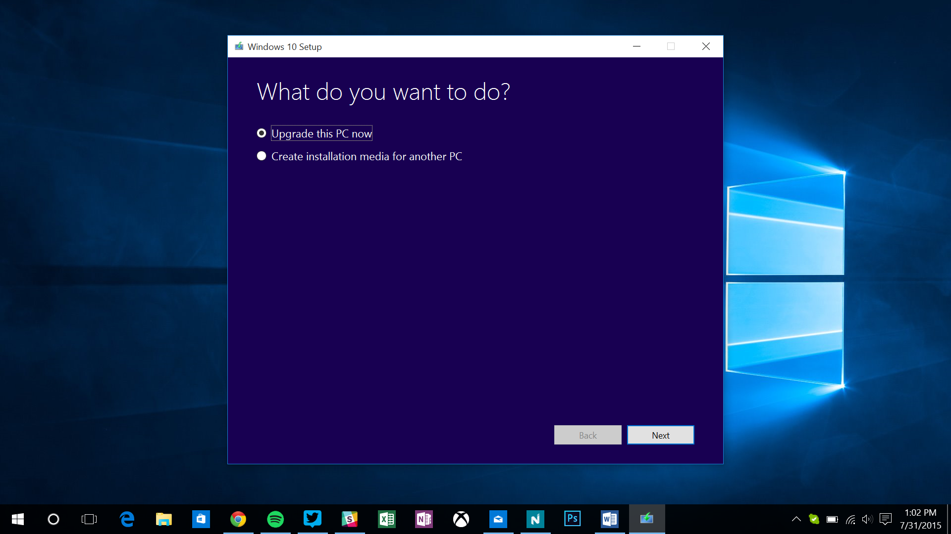 How to clean install windows 10 the verge for Microsoft win10
