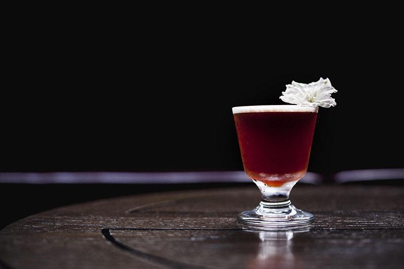 Revel Room Cocktail Menu