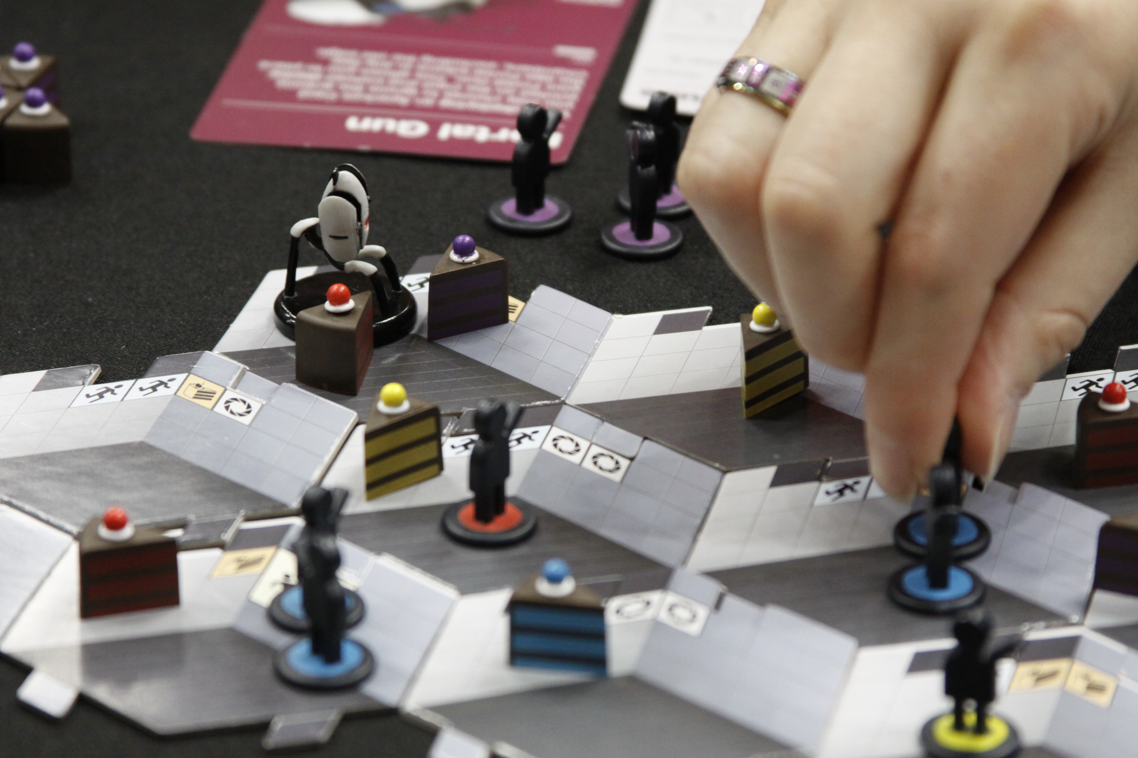 The Portal Board Game Is Not A Lie Comes With A Copy Of