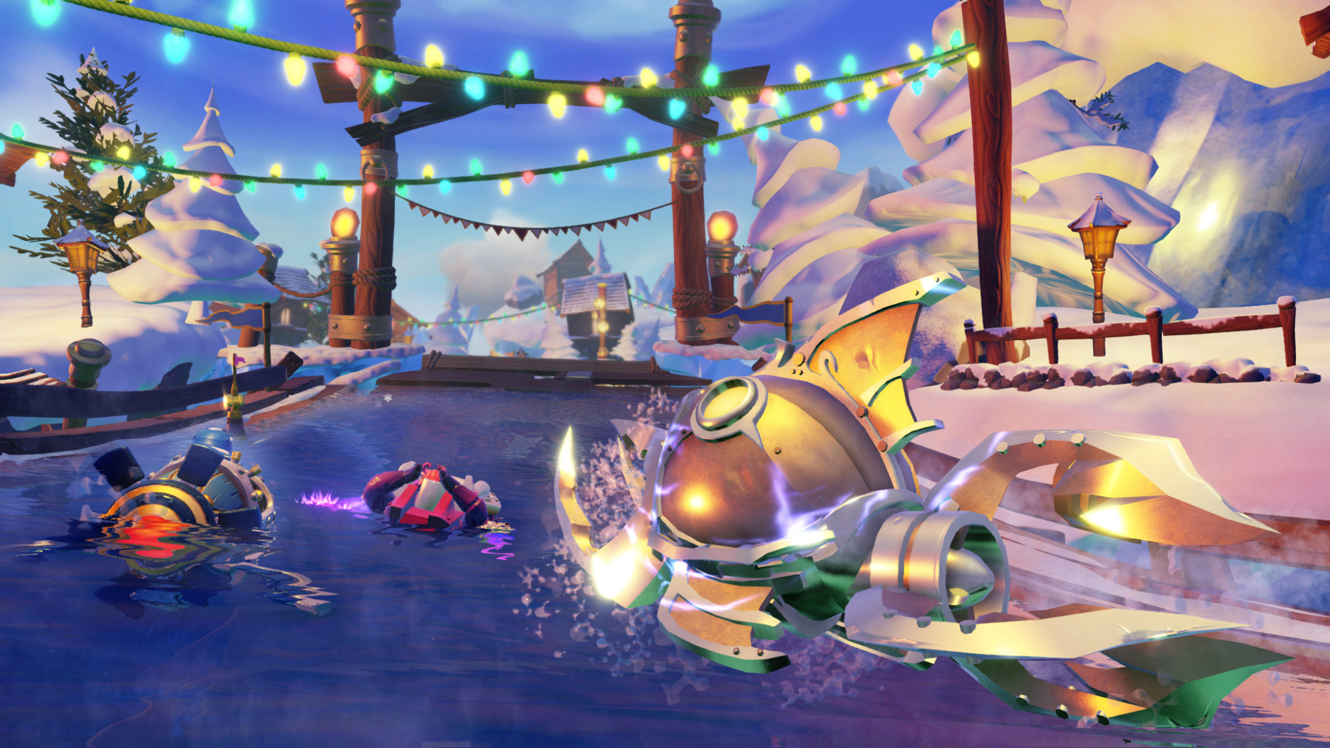 Uncategorized Can You Play Skylanders Online skylanders superchargers goes online comes with its own take on mario kart