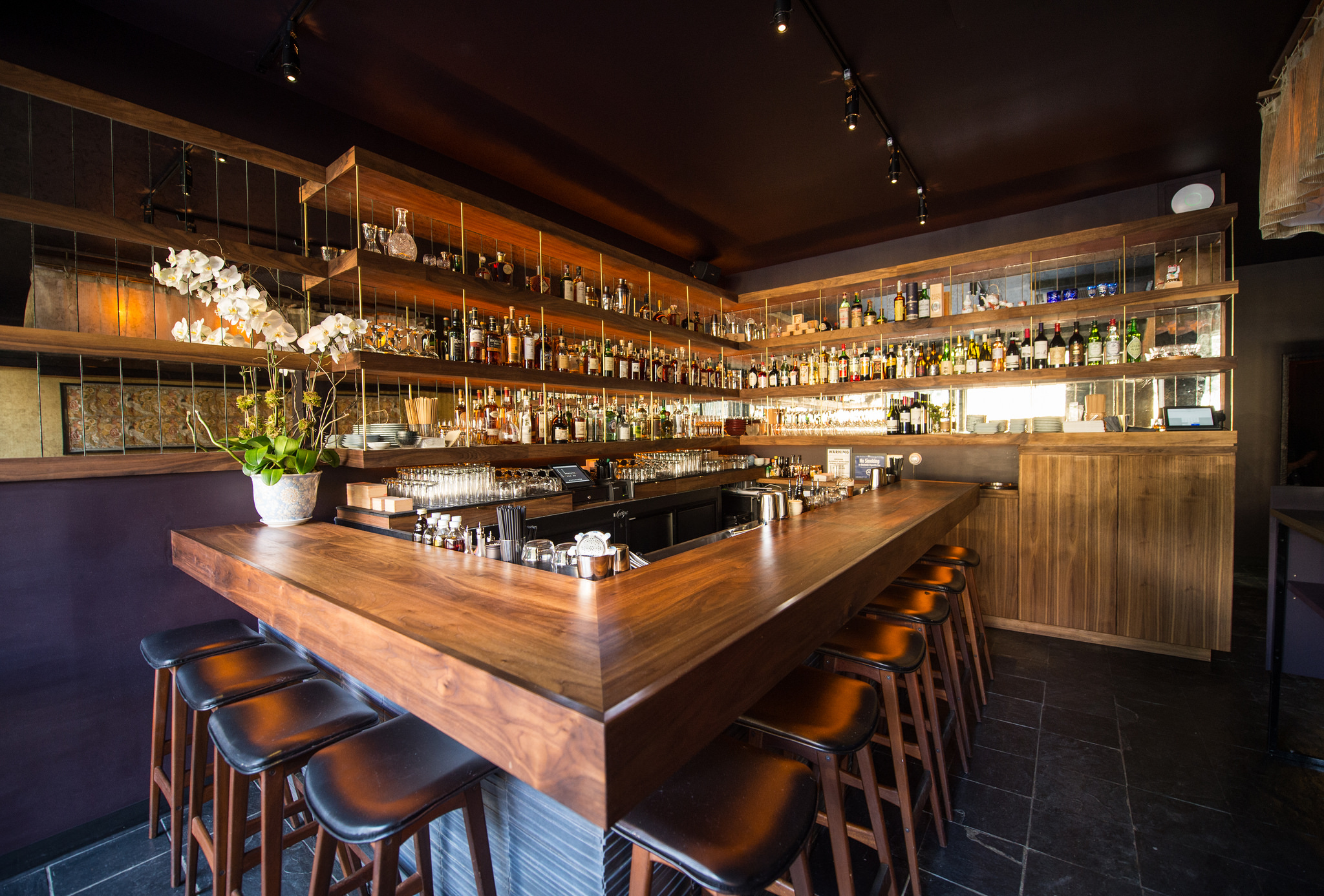 Bar goto is a dark japanese drinking and snack den on the les eater ny - Cuisine style bar ...