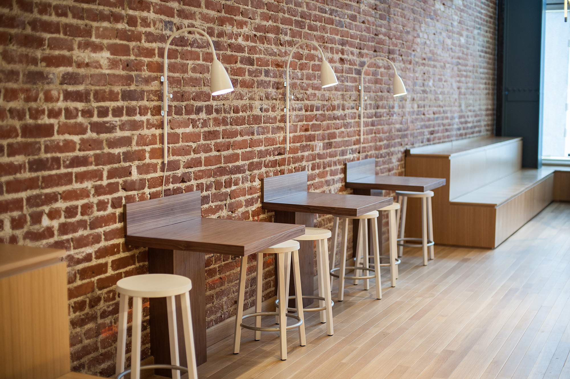 Blue Bottle Coffee S Echo Park Outlet Works From All The