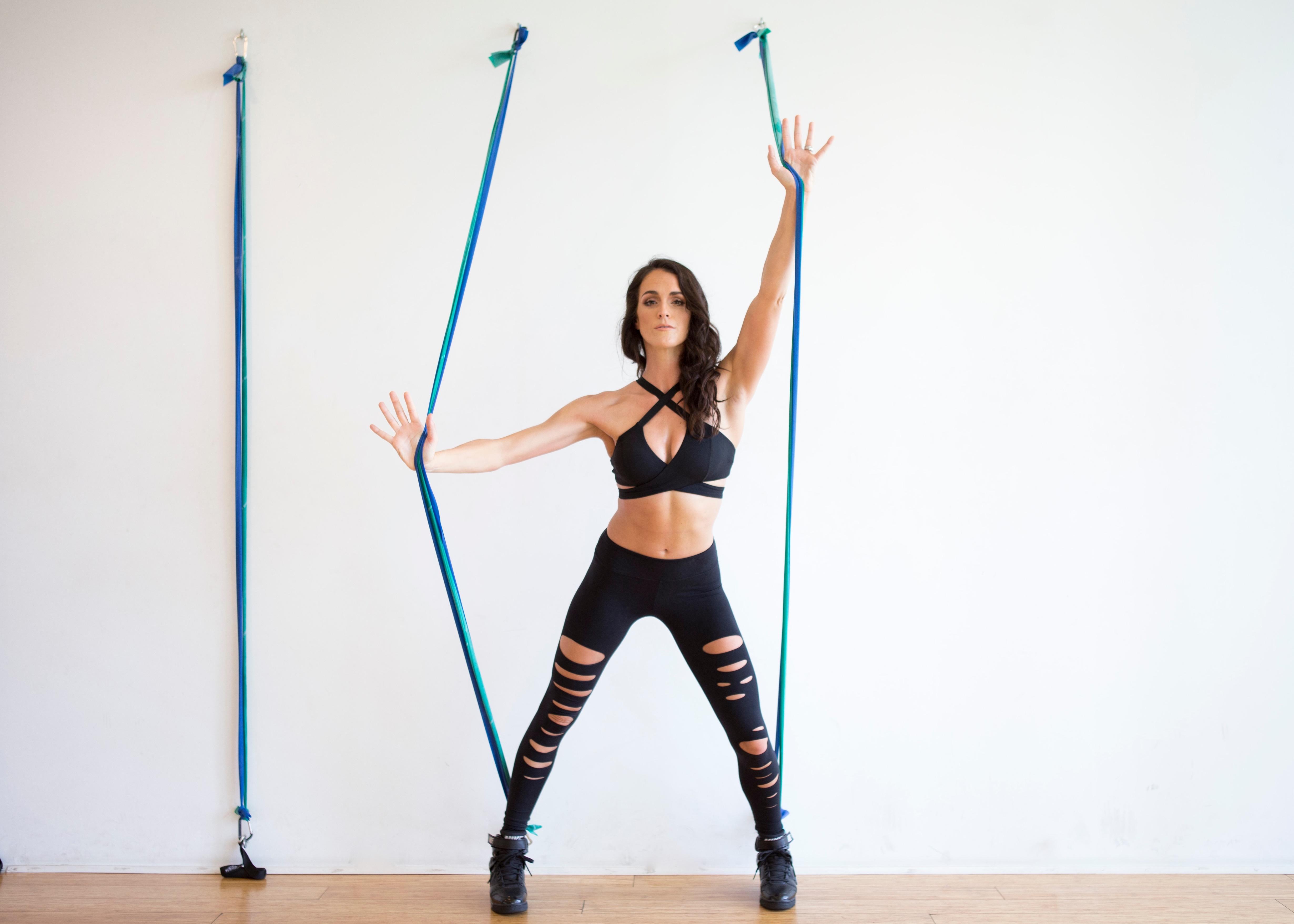 LA's Hottest Trainer 2015 Contestant #2: Erica Hood, Body By Simone