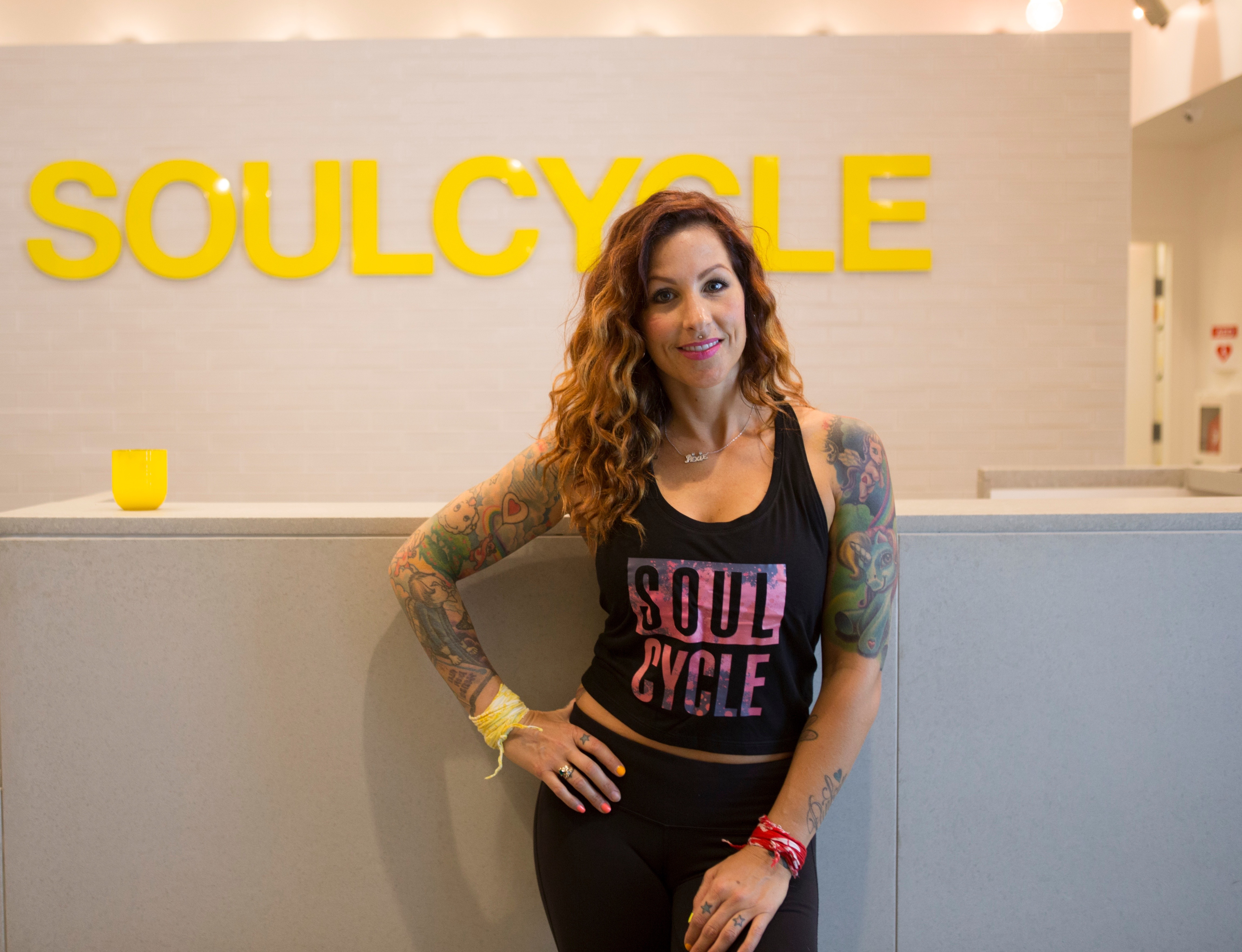 Pixie Acia Soulcycle