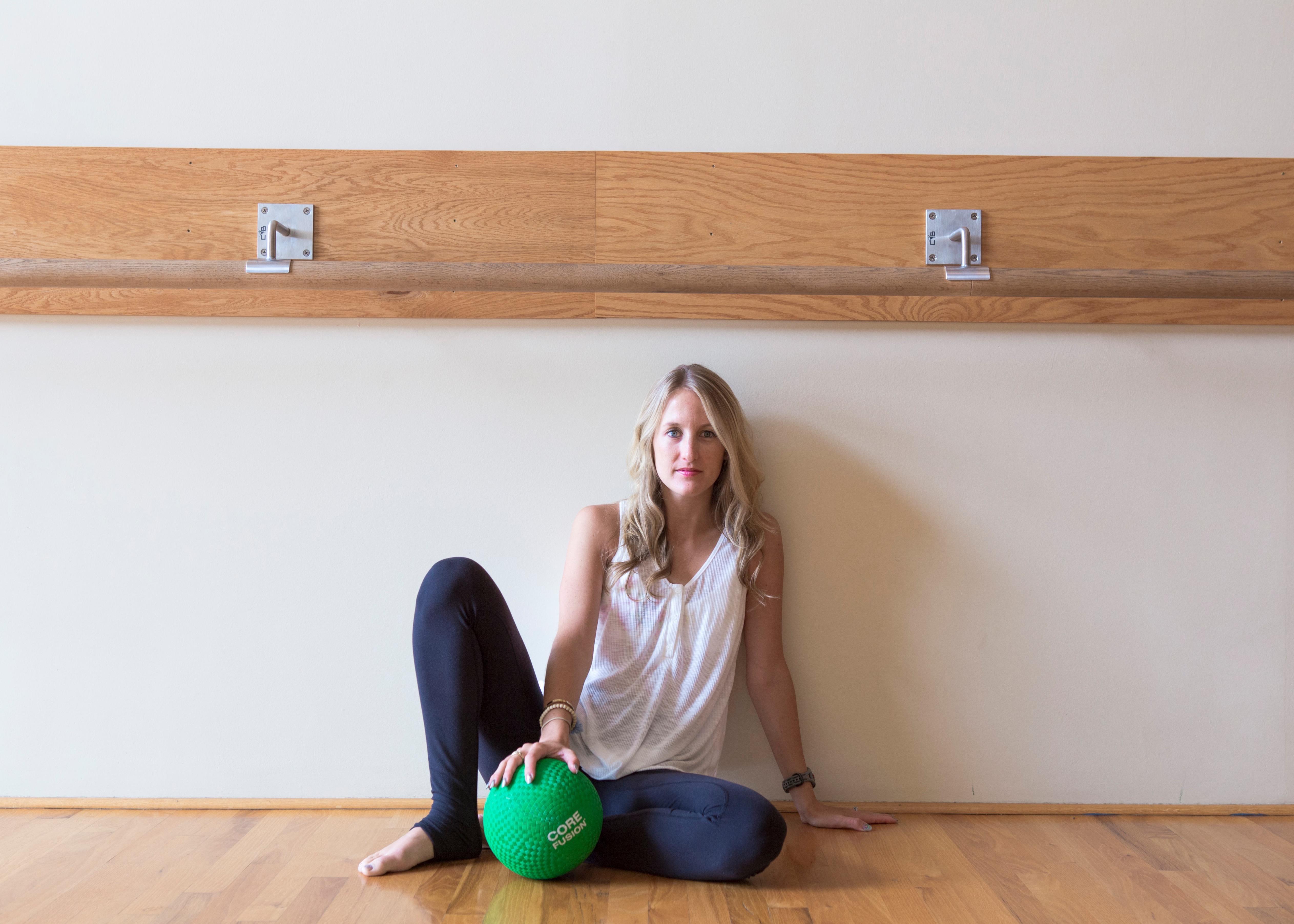 LA's Hottest Trainer 2015 Contestant #16: Chelsea Kruse, Exhale Venice