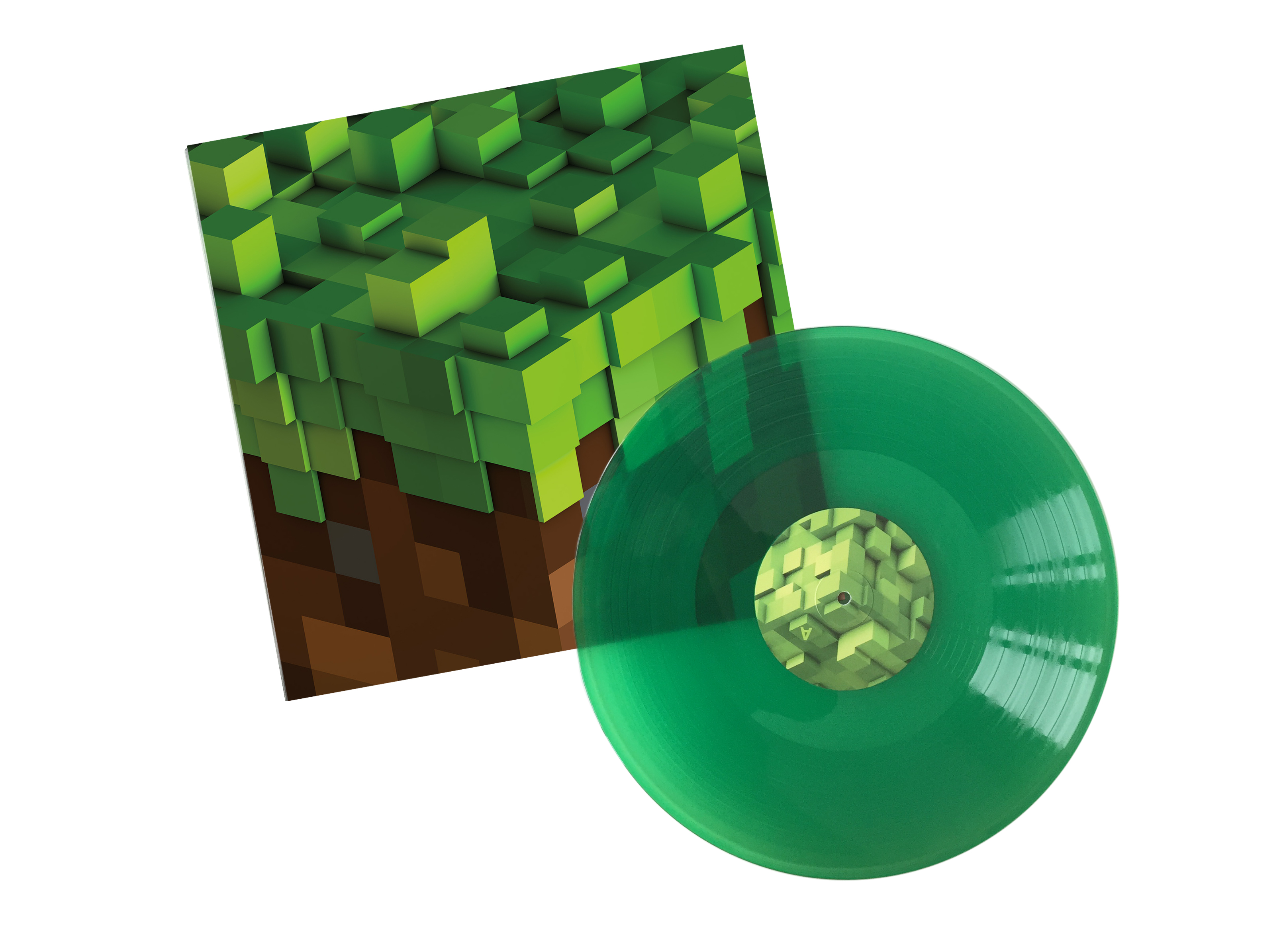 Get One Of 1 000 Special Edition Vinyl Minecraft Albums