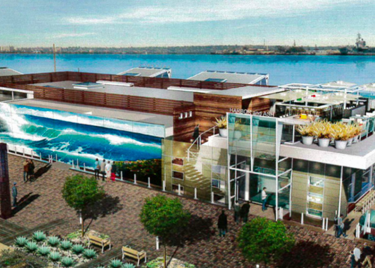 Anthony 39 s back in running to keep coveted waterfront spot for Anthony s fish grotto san diego
