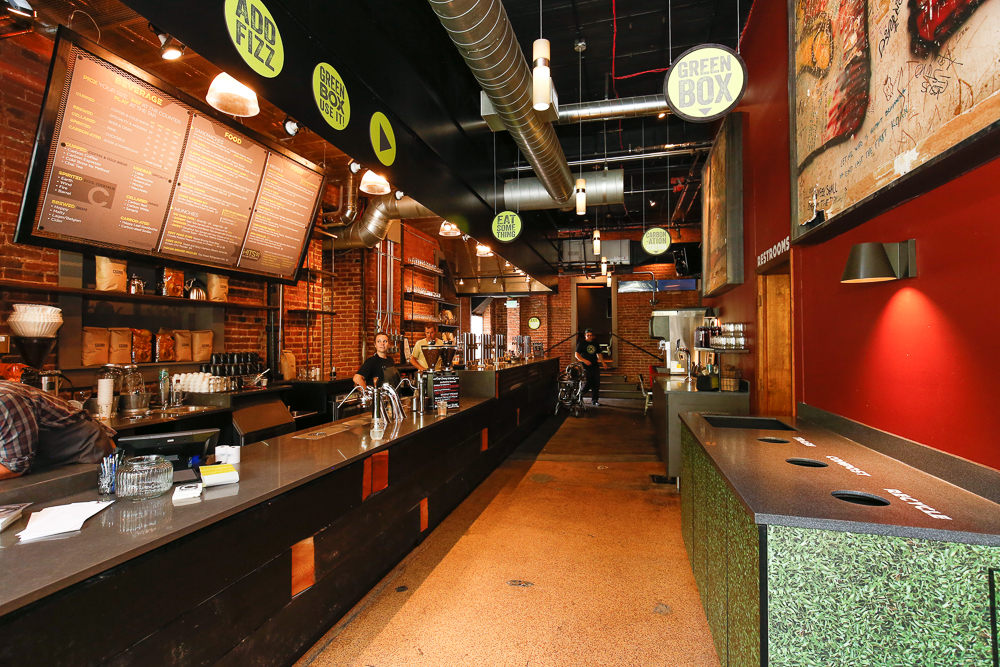 Carbon Cafe Denver Menu