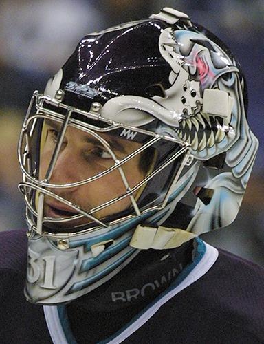 Steve Shields Mask