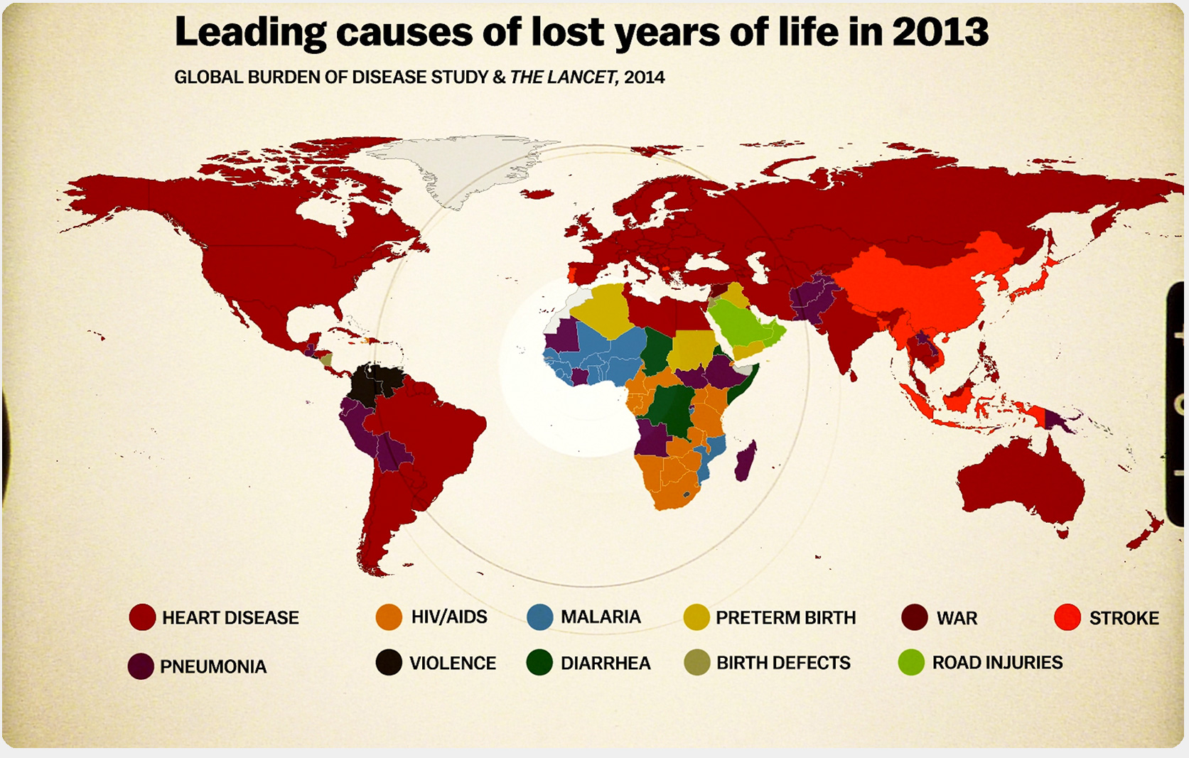 Why People Die Early In Each Country Explained In Minutes Vox - Poor countries around the world