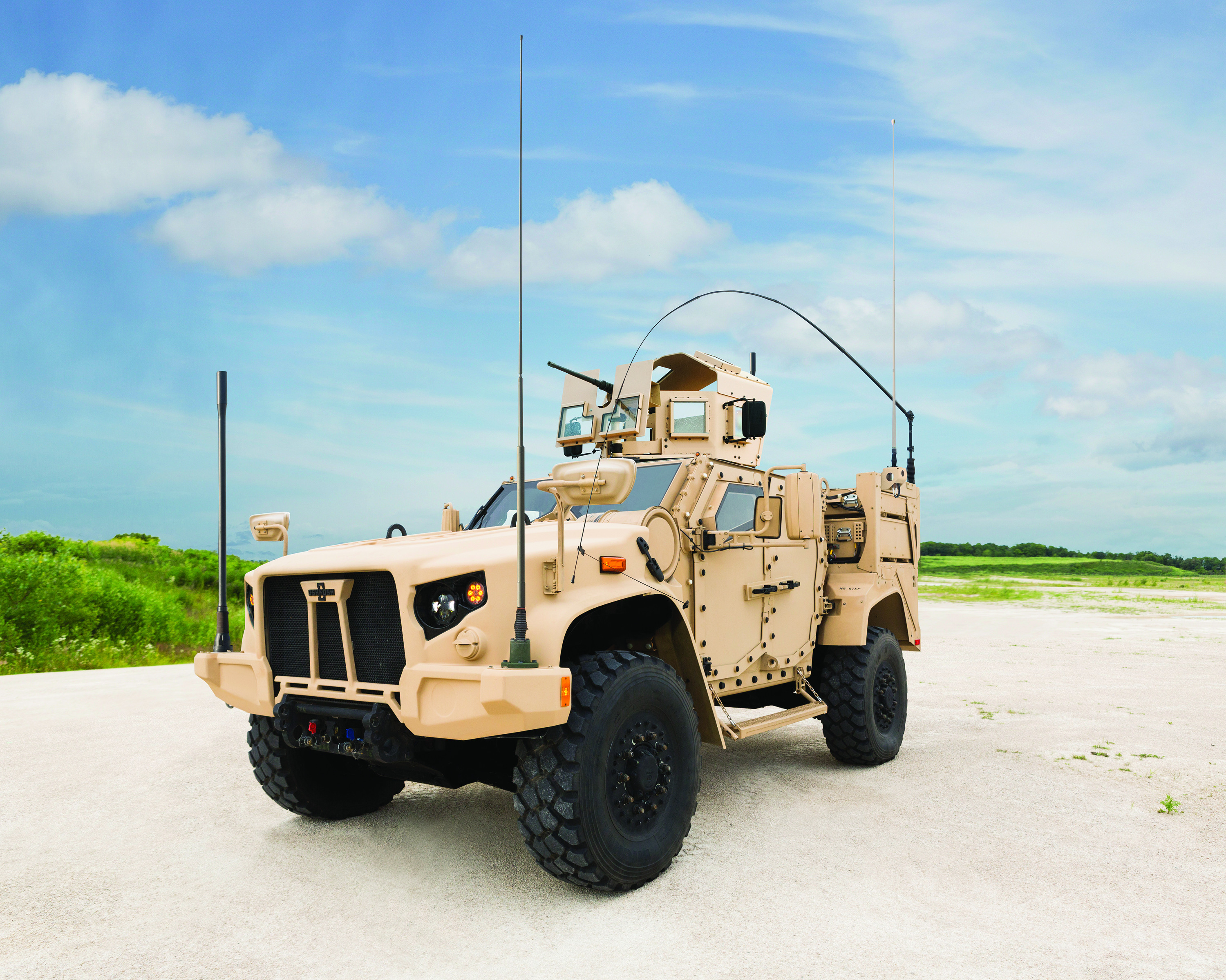 here is the badass truck replacing the us military s aging humvees
