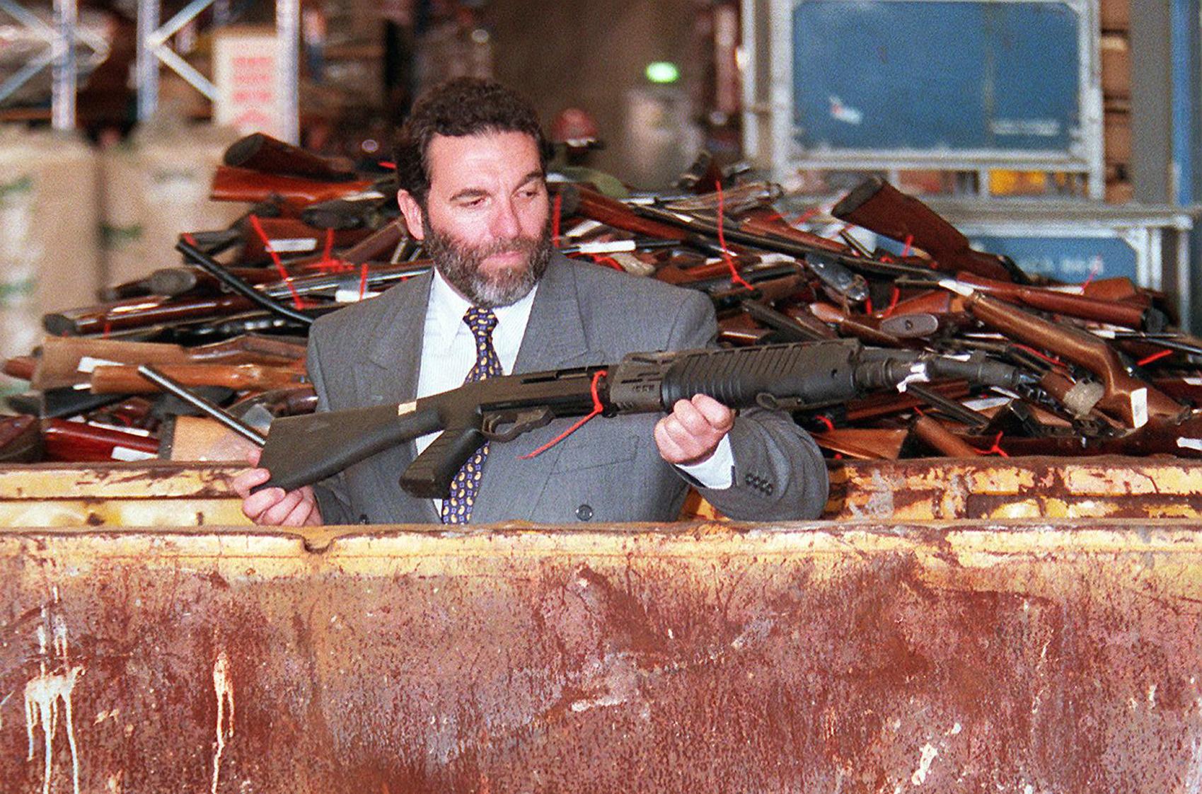 australia gun buyback