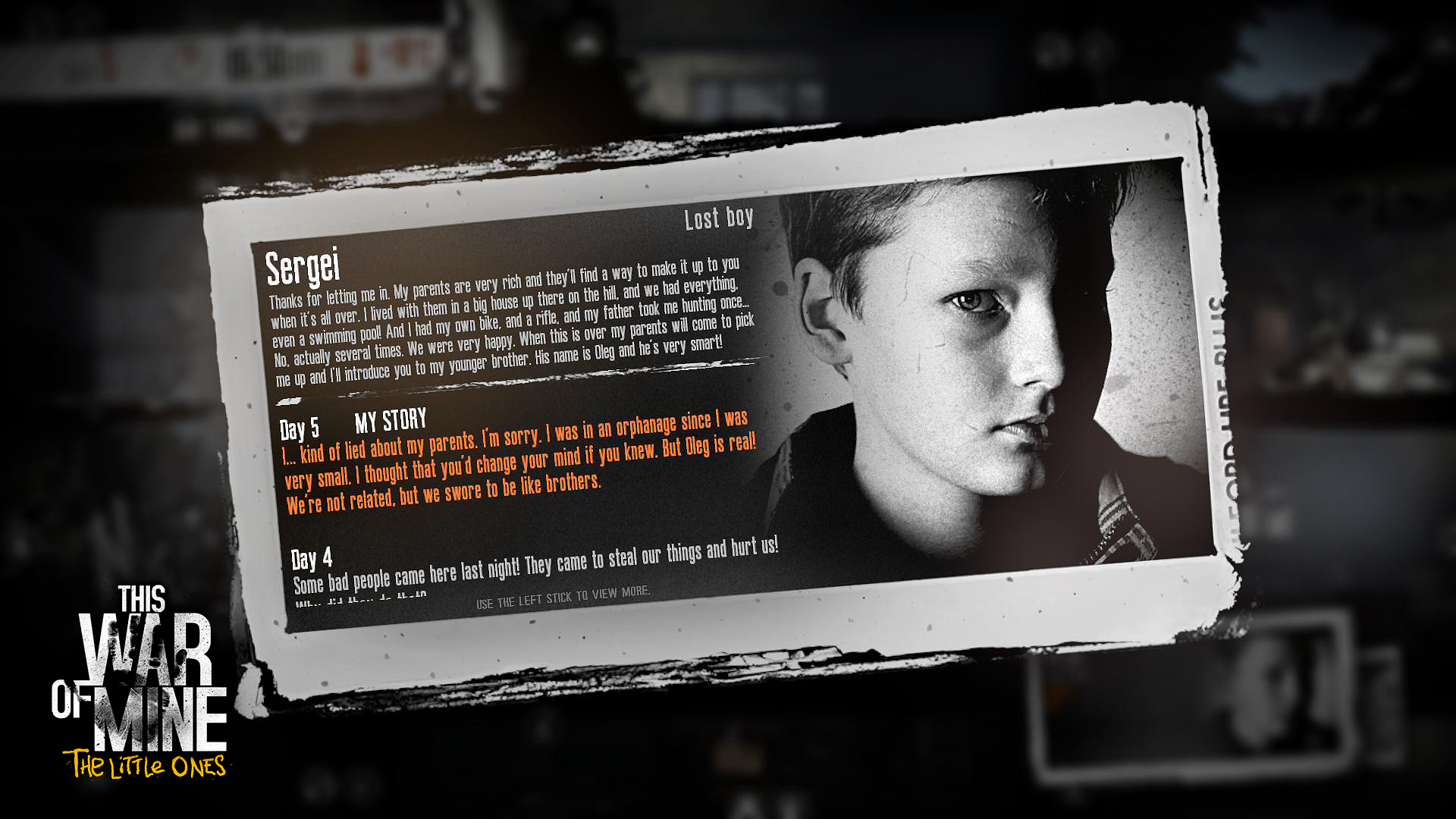 This War of Mine headed to PS4, will put children in harm's way
