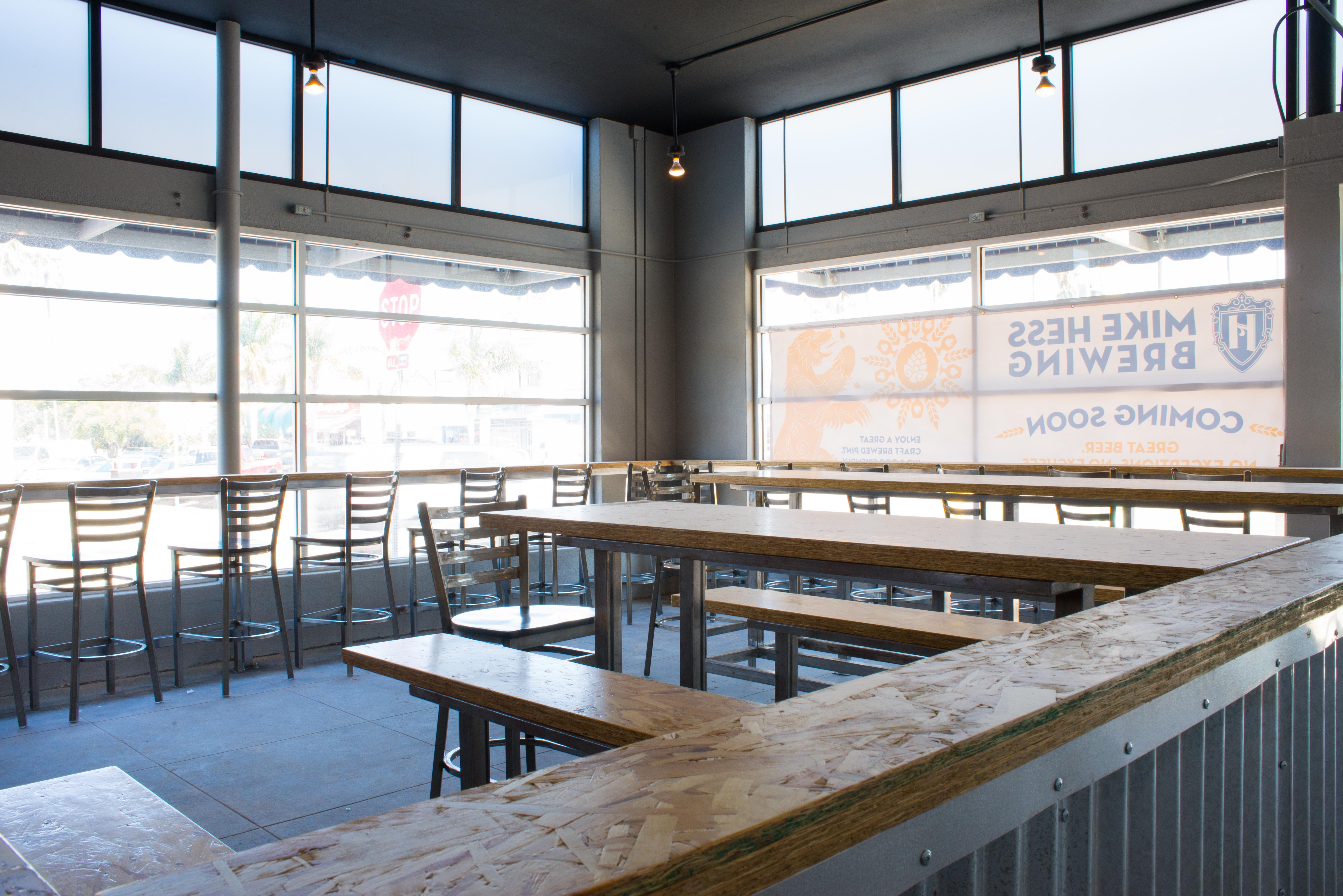 Gentil Mike Hess Brewing Brings Tasting Room To Ocean Beach