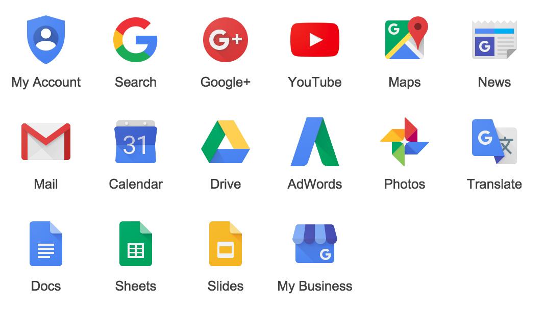 Google New Logo – G is for Google - TehnoBlog.org