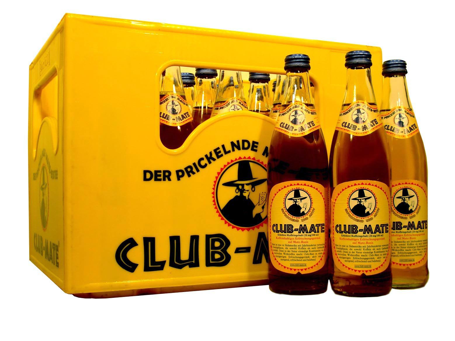club mate the favorite drink of german hackers and club. Black Bedroom Furniture Sets. Home Design Ideas