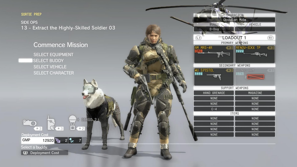 Metal Gear Solid V The Phantom Pain 3DM Crack V2 - Gameurs