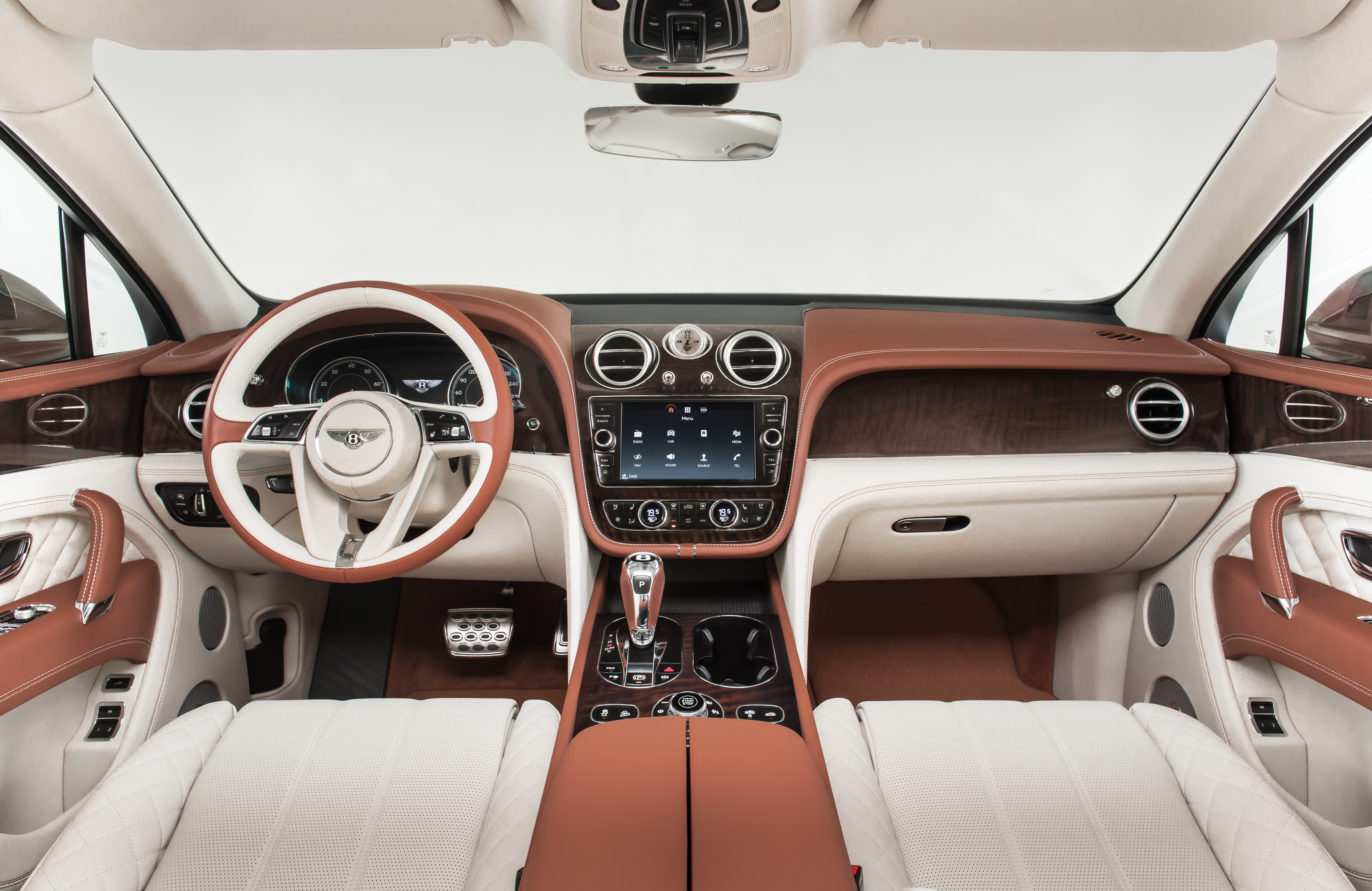 This Is The Bentley Bentayga The Fastest SUV On The