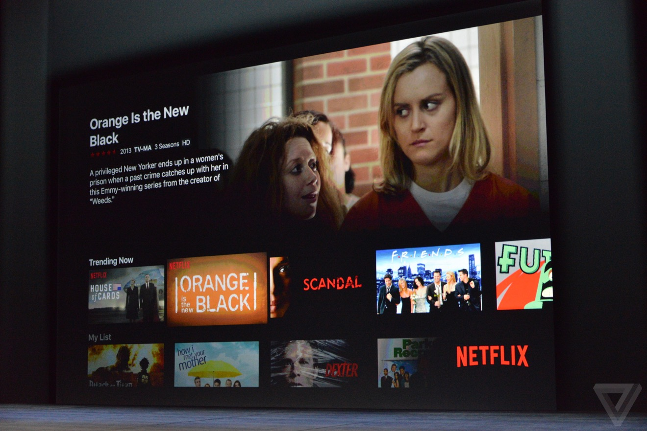 New Apple TV announced with Siri and App Store, coming in