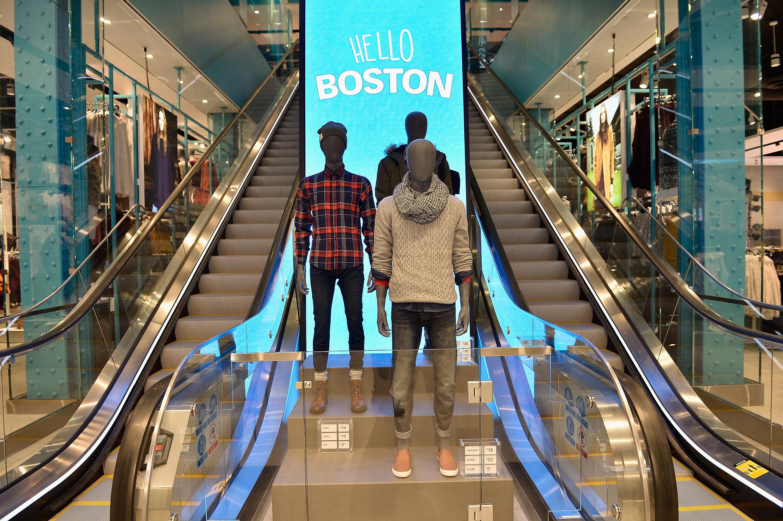 canada goose store boston