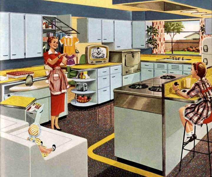 Kitchen Of The Future: Why The 'Kitchen Of The Future' Always Fails Us