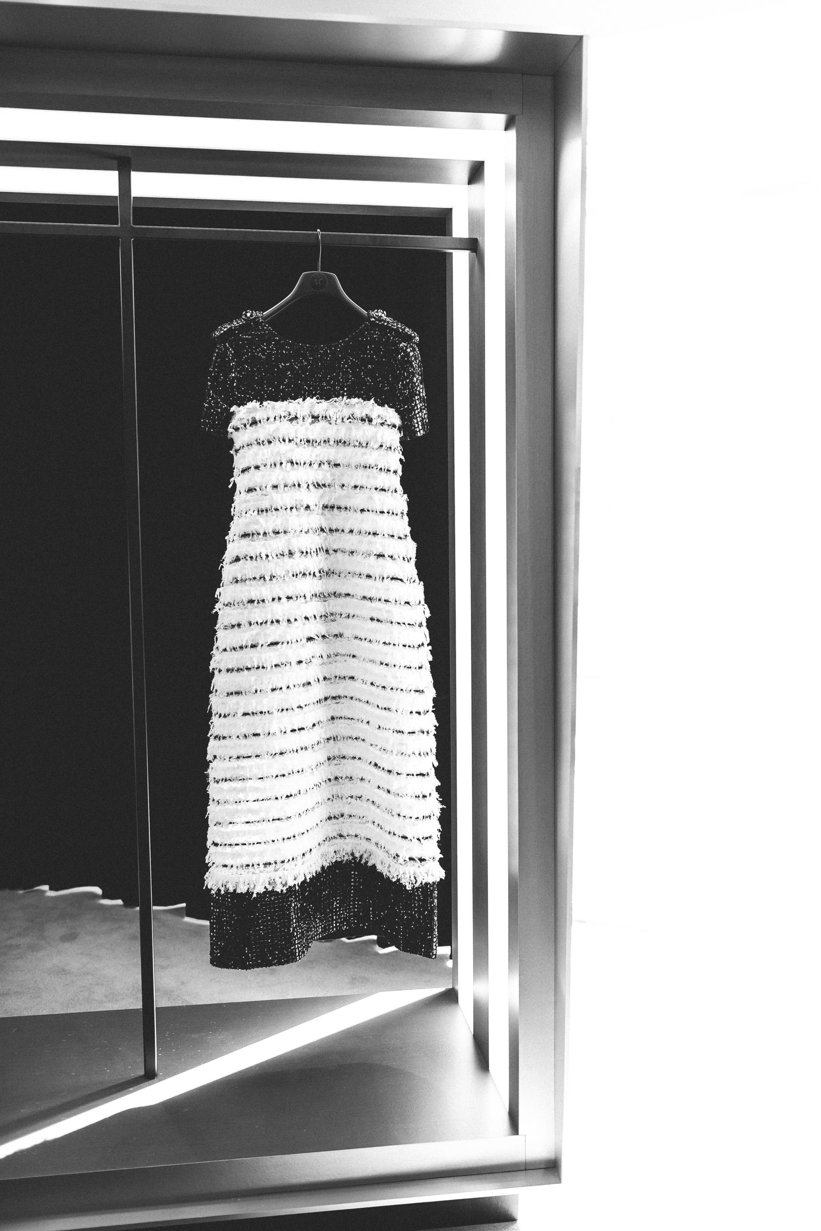 26 Exclusive Photos of Chanel's New 3-D Printed Couture Collection