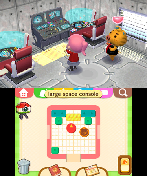 Animal Crossing Happy Home Designer Public Buildings