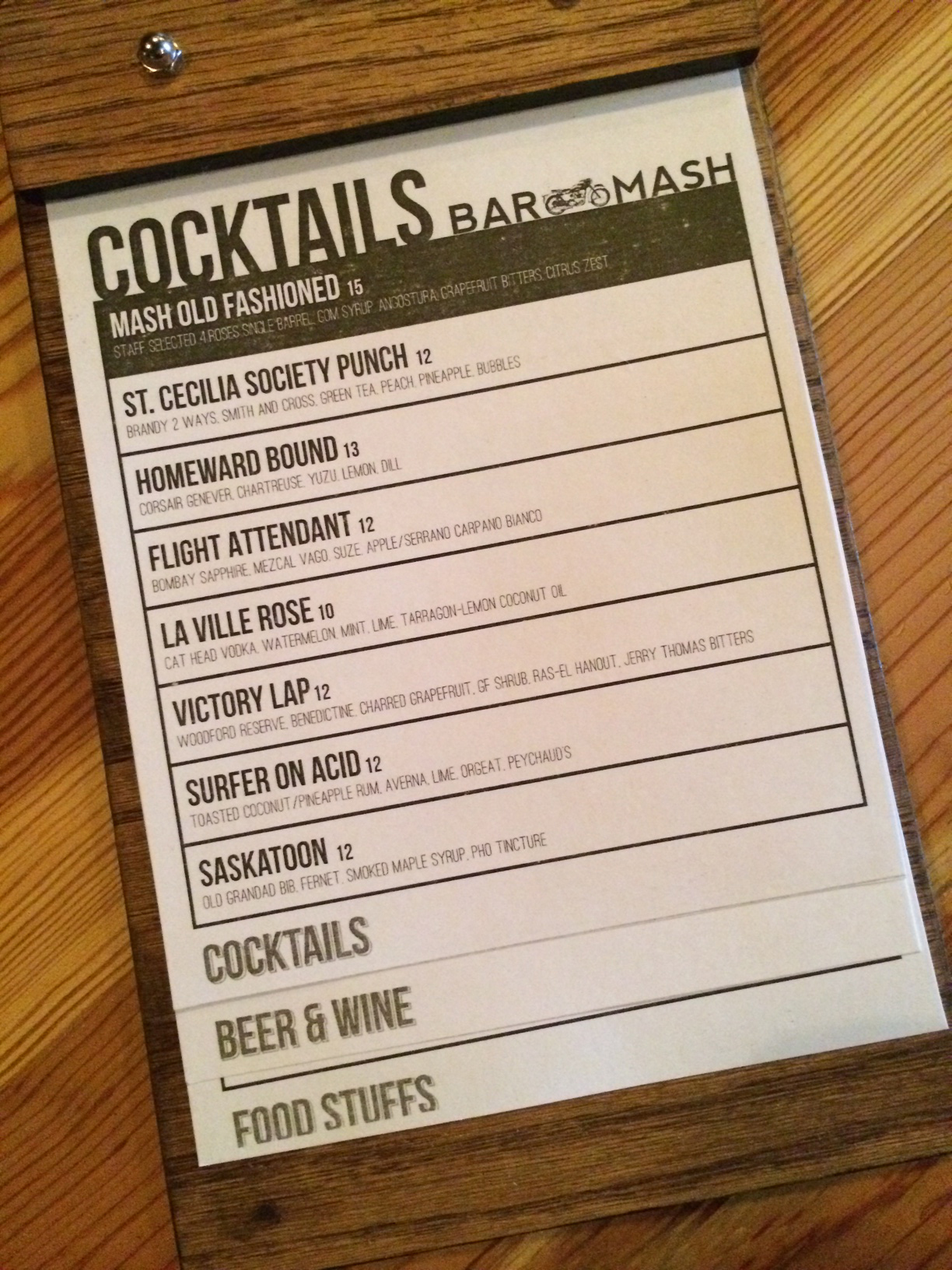 ... Cocktail Menu Includes St. Cecilia Society Punch - Eater Charleston