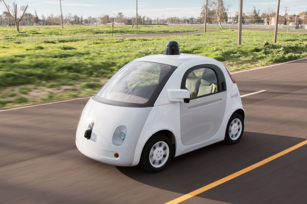 The transformative potential of self driving electric cars vox google self driving car ccuart Gallery