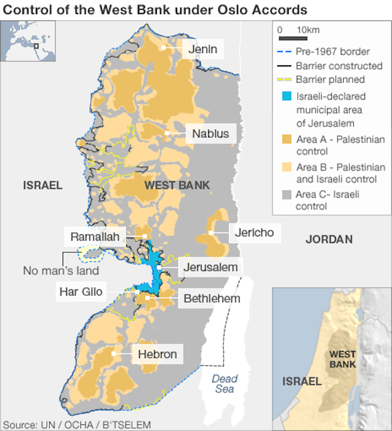 No The Palestinians Didn T Just Cancel The Peace Process