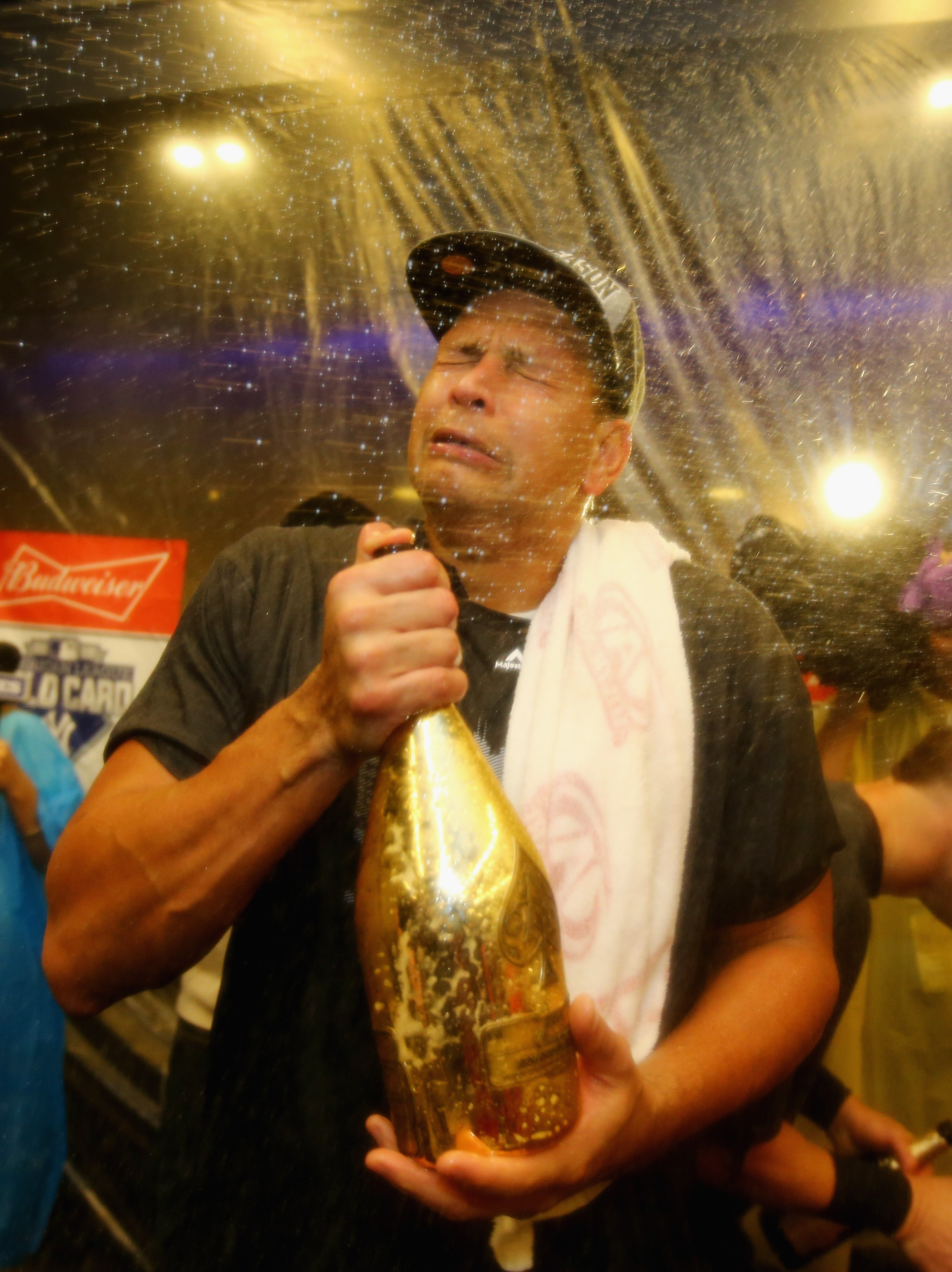 Yankees earn Wild Card berth, have no idea how to celebrate
