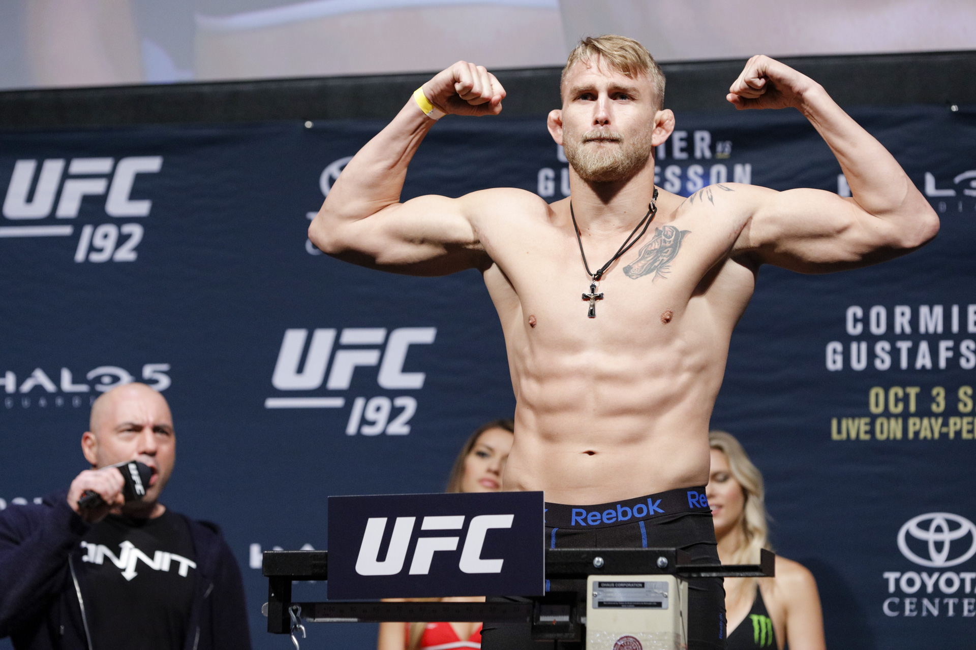UFC 192 weigh-in photos - MMA ...