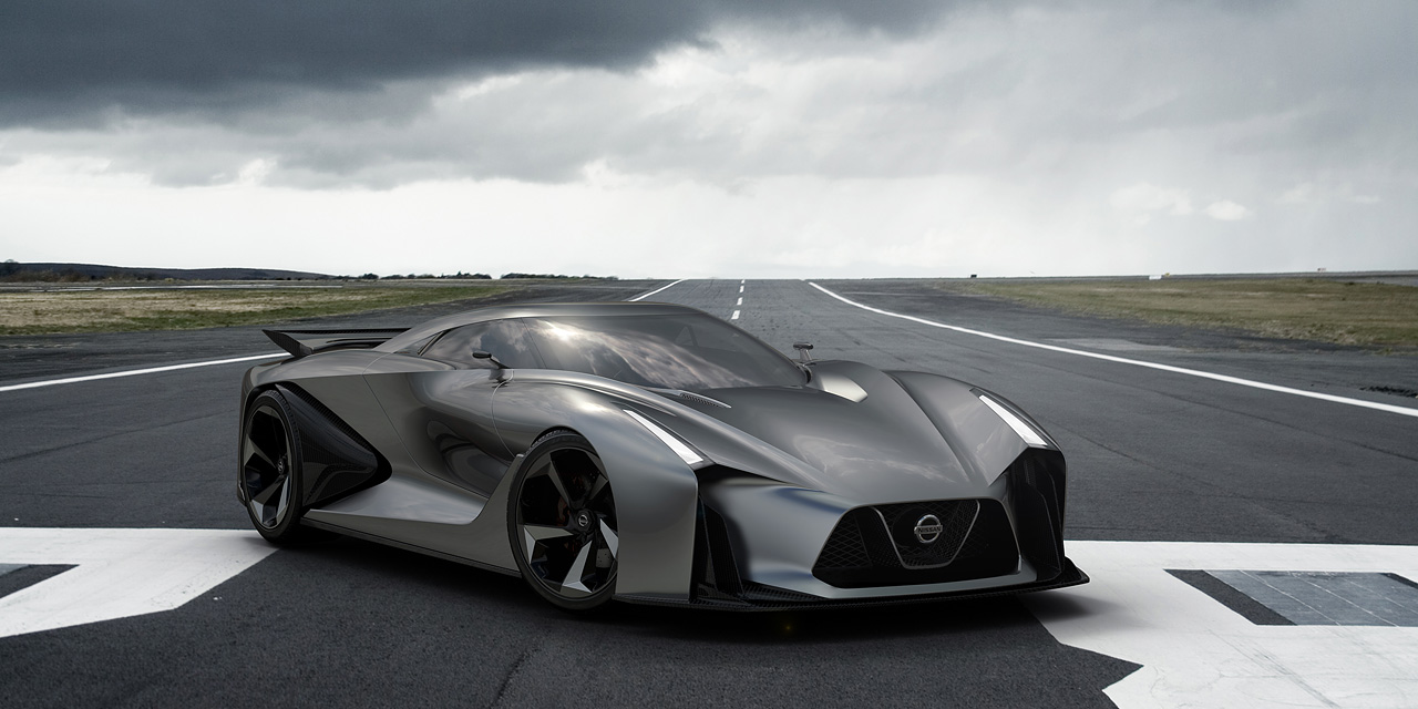 Nissan will debut a real version of its wild 2020 Vision ...