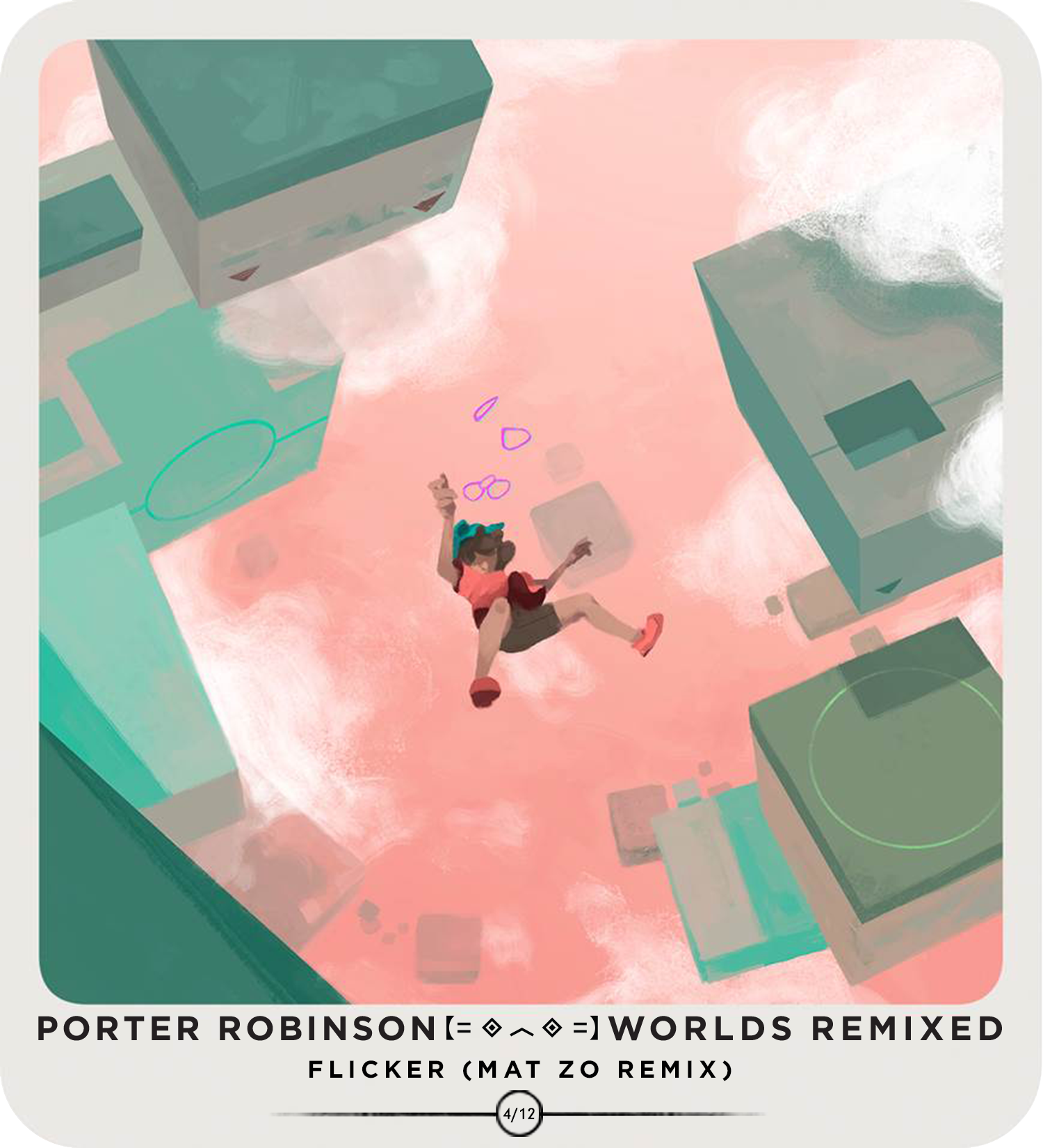 Talking To Porter Robinson About The Fantastical Artwork