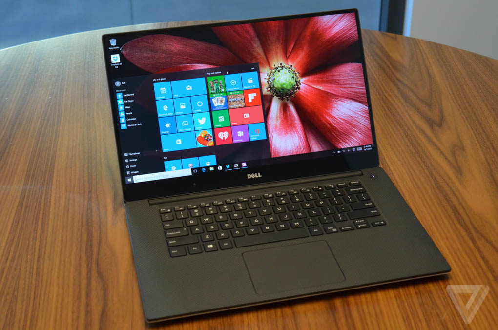 Dell's XPS 15 now has a beautiful edge-to-edge display - The