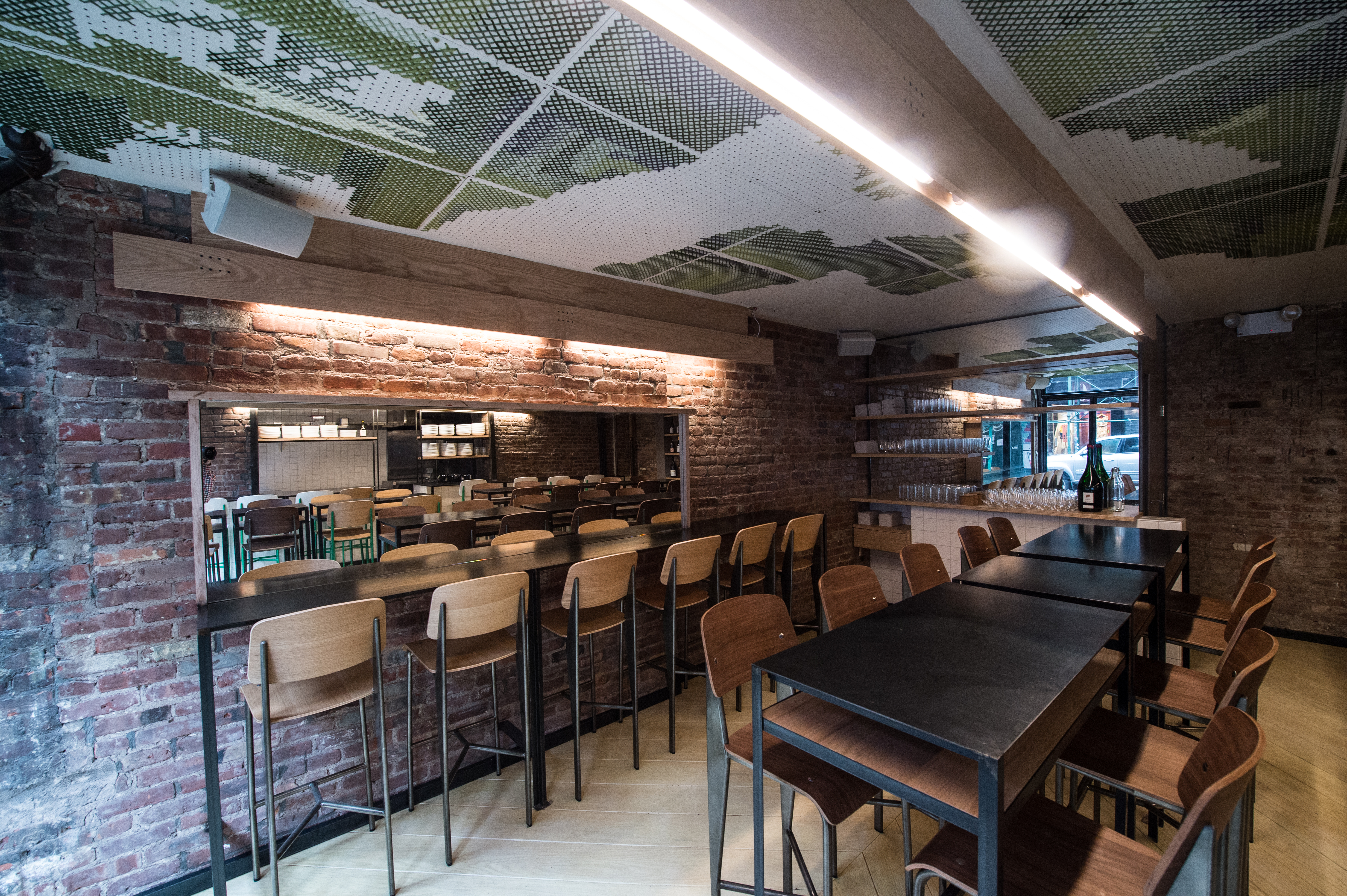 The restaurant at union fare a sprawling complex in union square in - A Restaurant To Try This Weekend In New York City Fritzl S Lunch Box Eater Ny