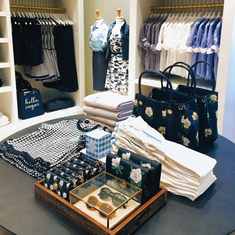Exterior: The First Draper James Store Is Open, Kinda Looks Like