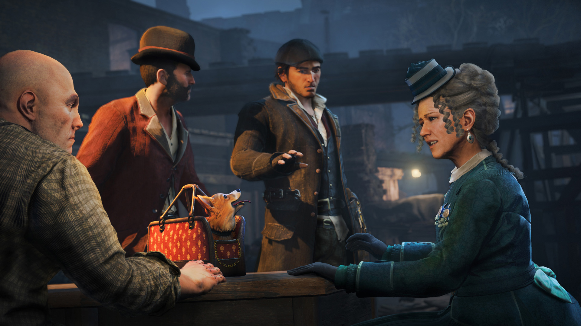 Assassin's Creed Syndicate is hiding a huge, incredible secret