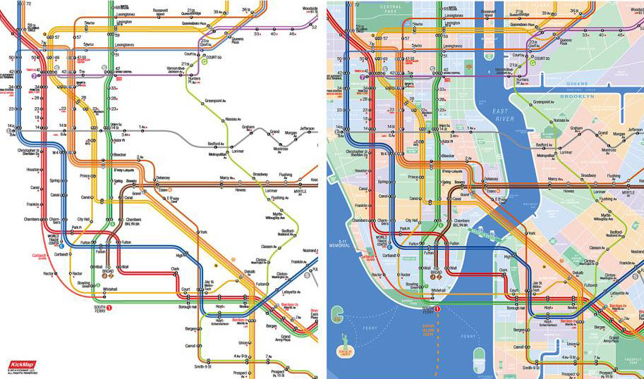 new york city subway map 2015 pdf