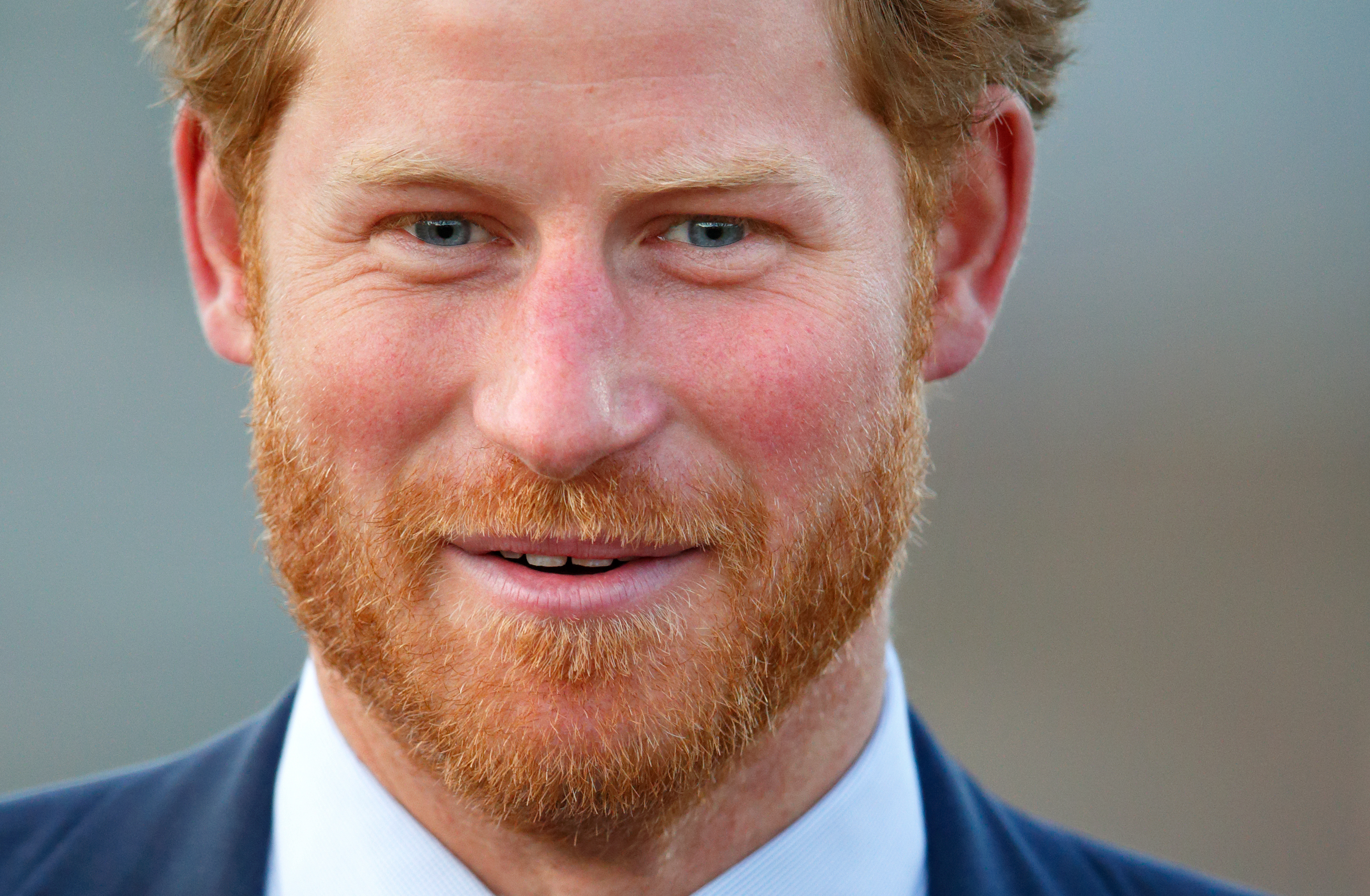 Prince Harry S Big Red Beard Graces America With Its