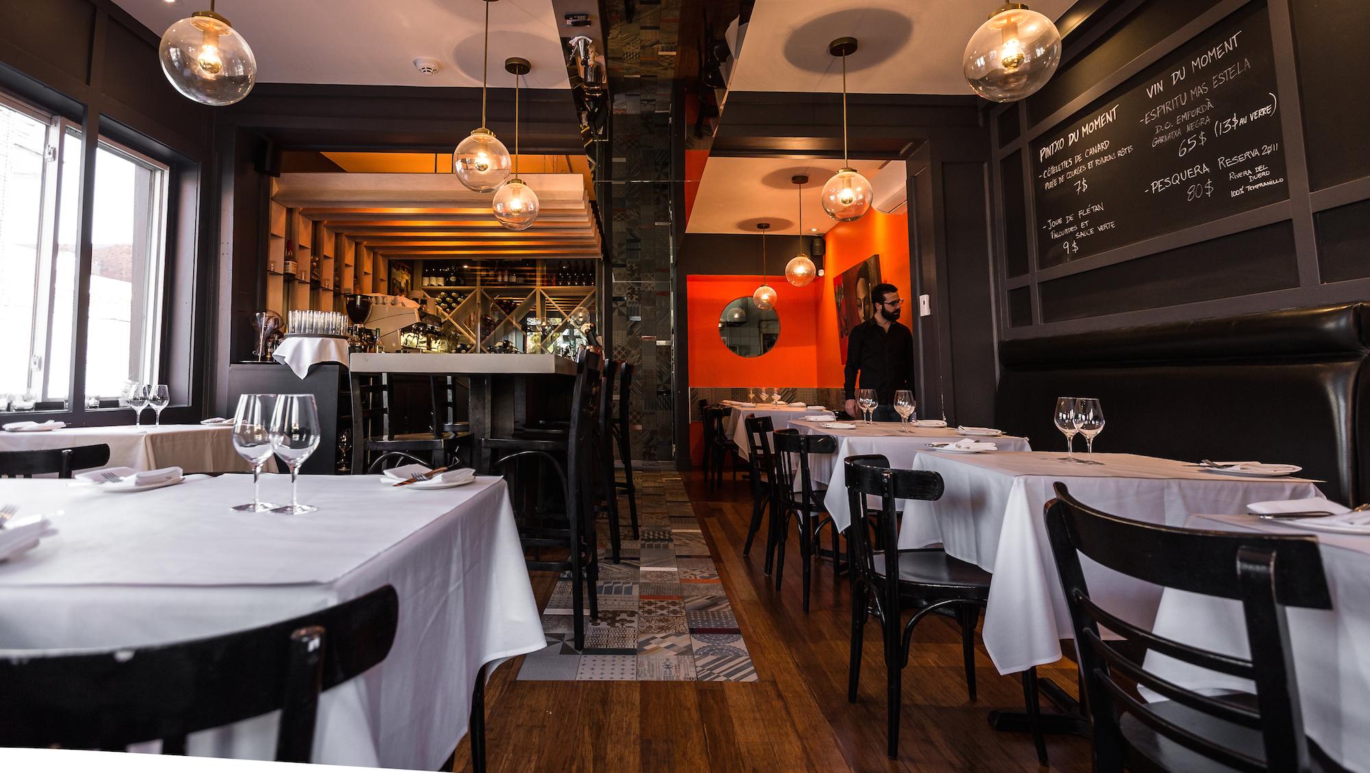 Miami On The Cheap >> Step Inside Pintxo, Plateau Montreal's Reborn Spanish ...