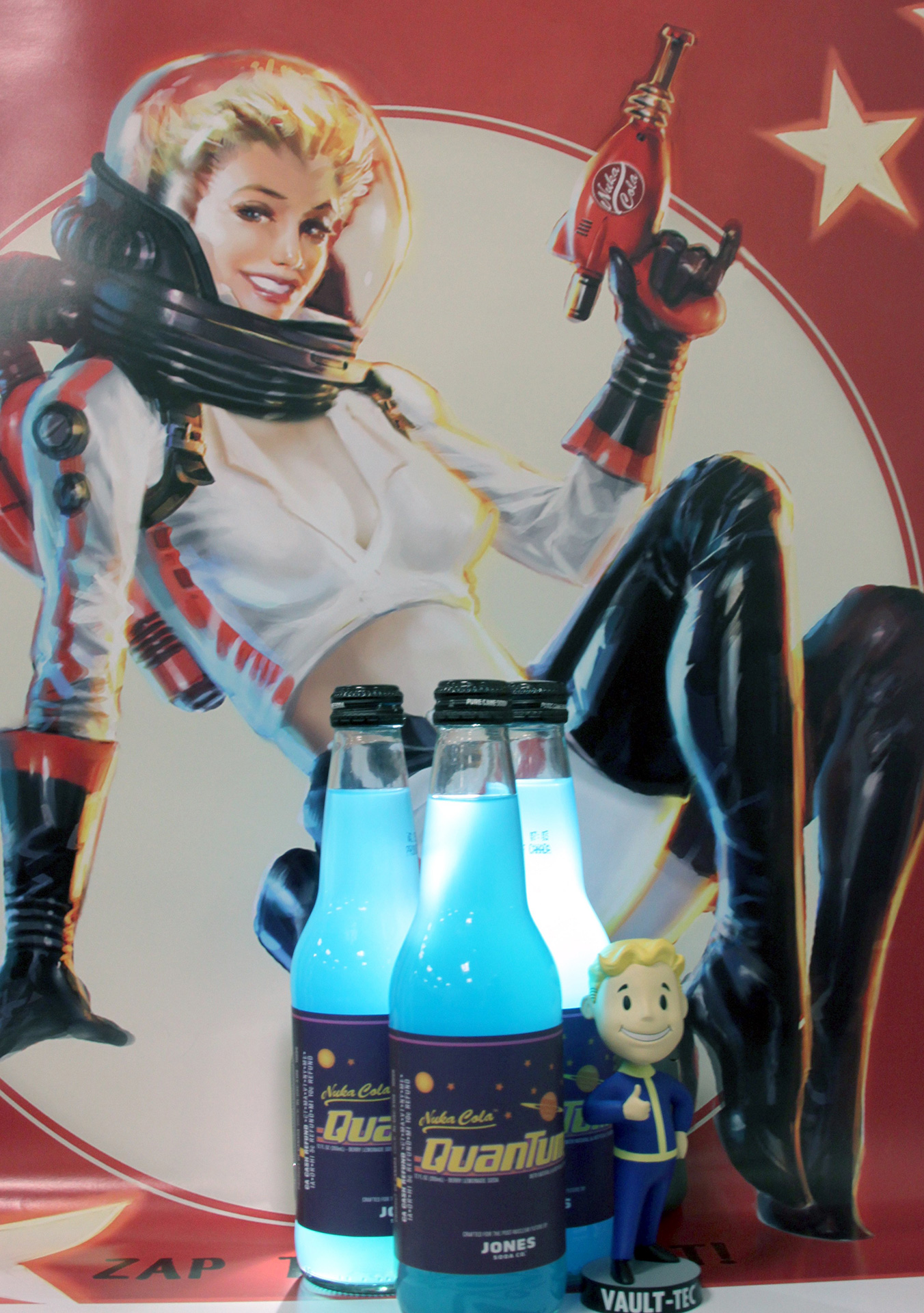 You can buy Fallout 4's Nuka-Cola Quantum at Target next month