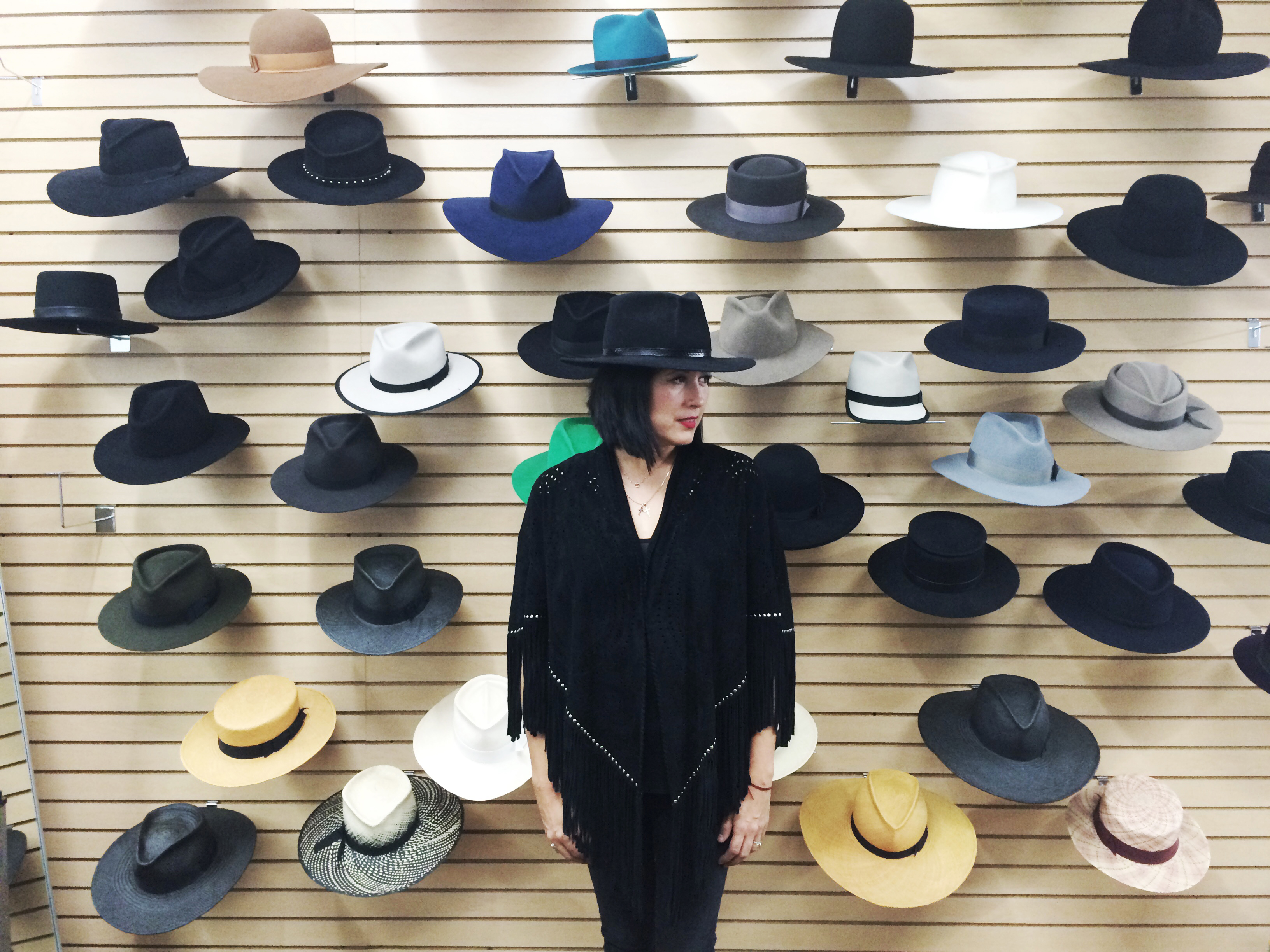 How LA s Gladys Tamez Millinery Is Creating an Iconic Brand - Racked LA 33b6c44b588