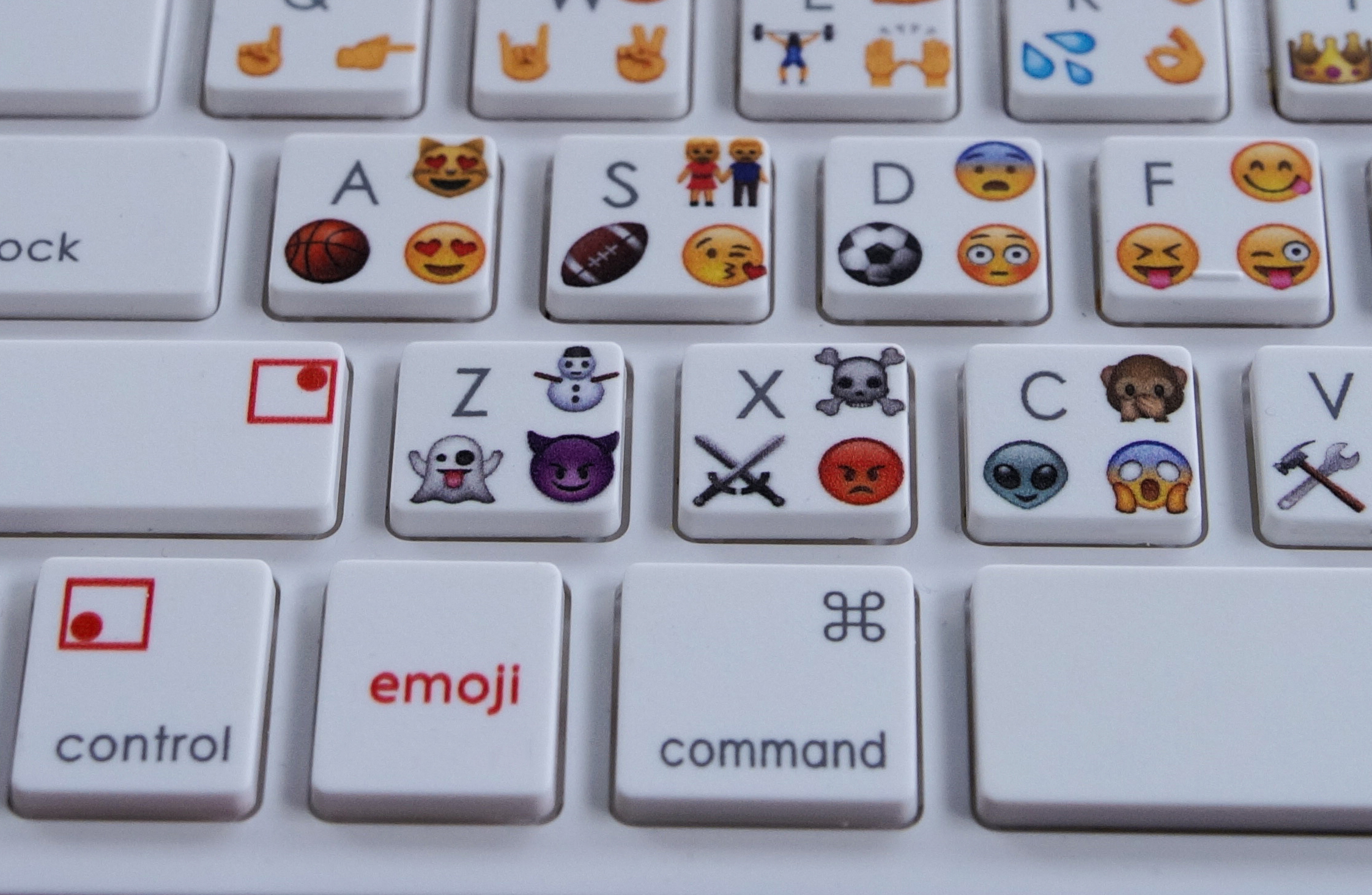Emoji Keyboards put ghosts and smiling poop at your