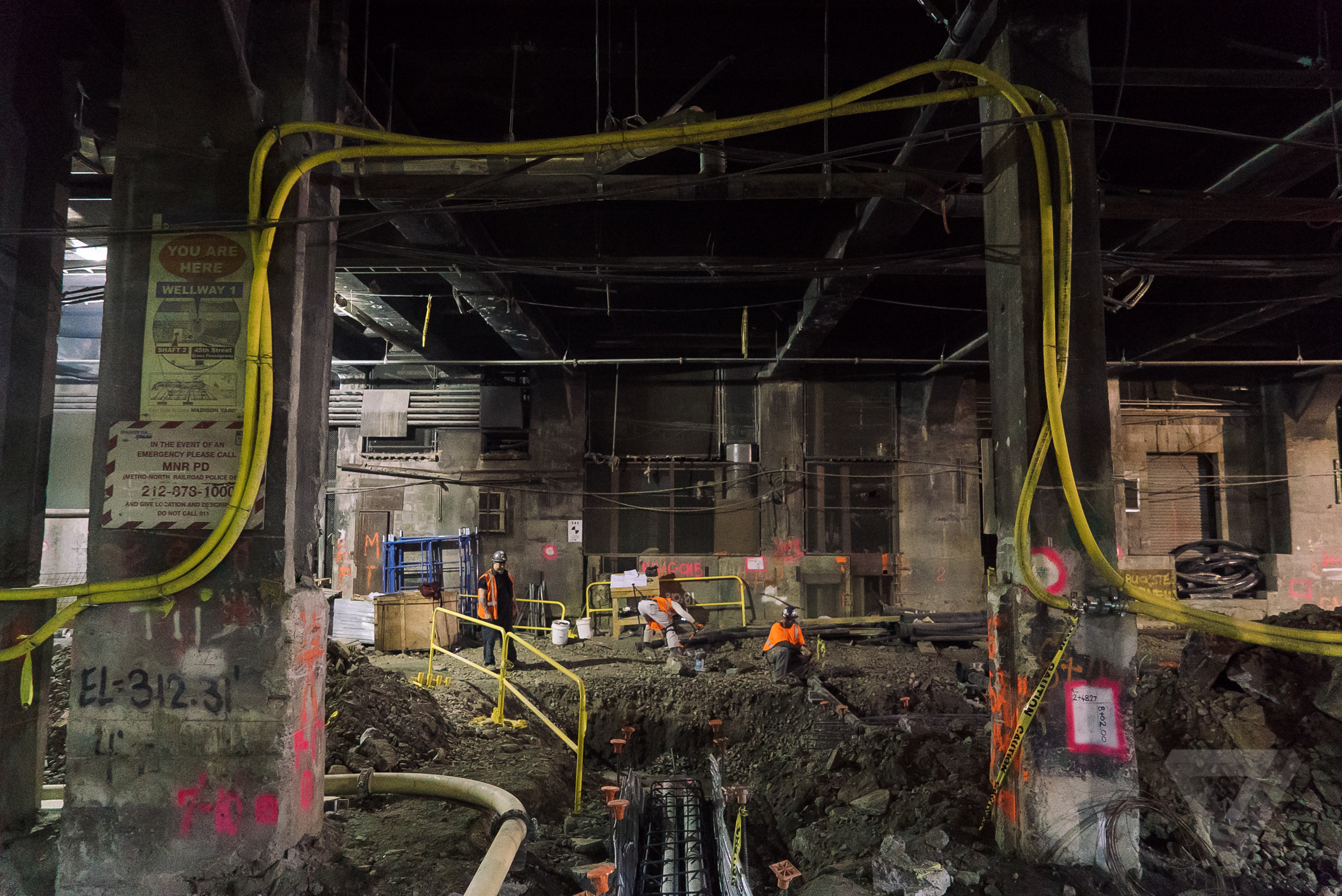 Inside New York City's East Side Access, the biggest