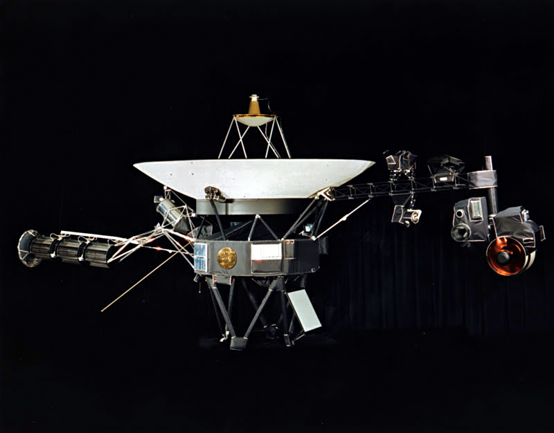 Voyager 2's 11 billion-mile journey at a human scale