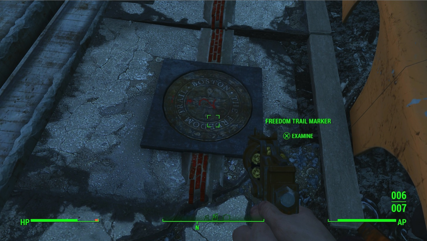 Fallout 4 Road to Freedom walkthrough  Polygon