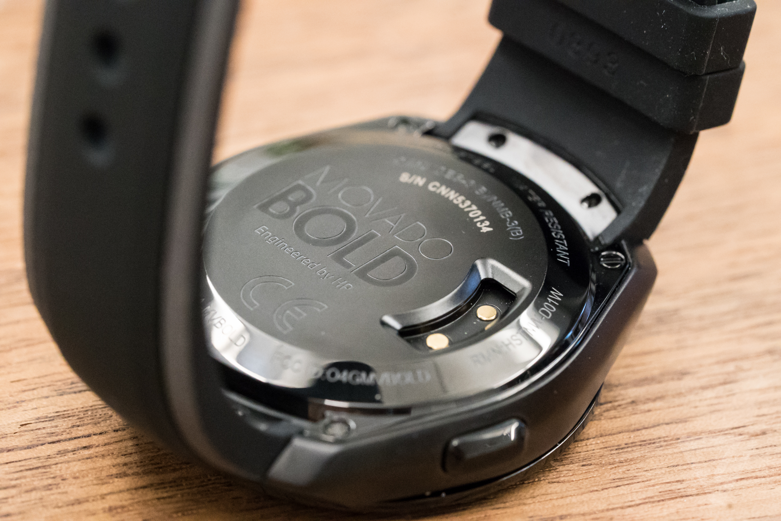 The Movado Bold Motion Is A 695 Analog Smartwatch With No Screen