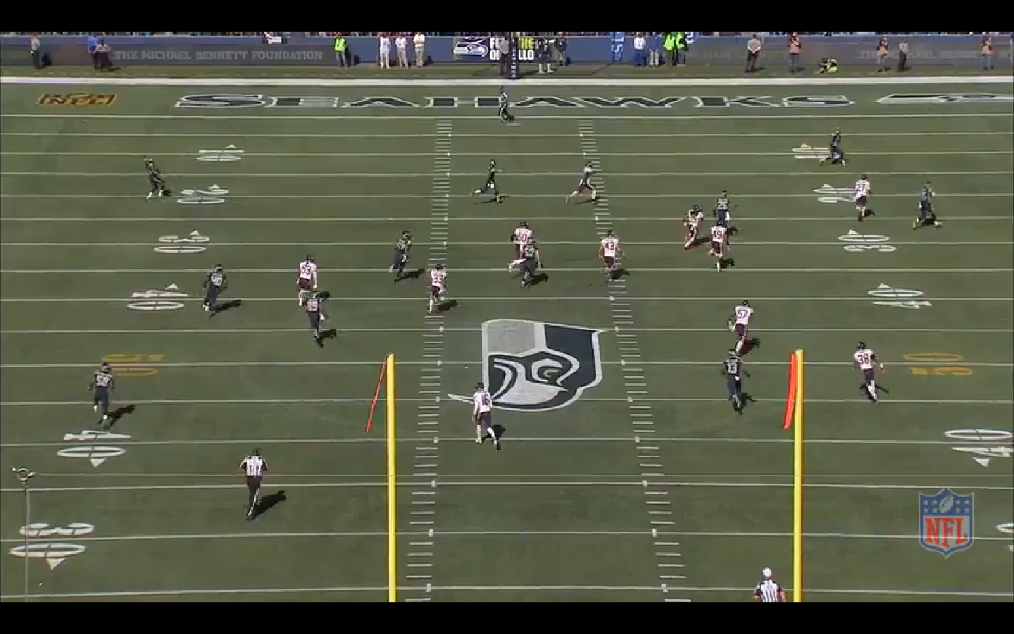 the most unstoppable play in football is this trick punt return